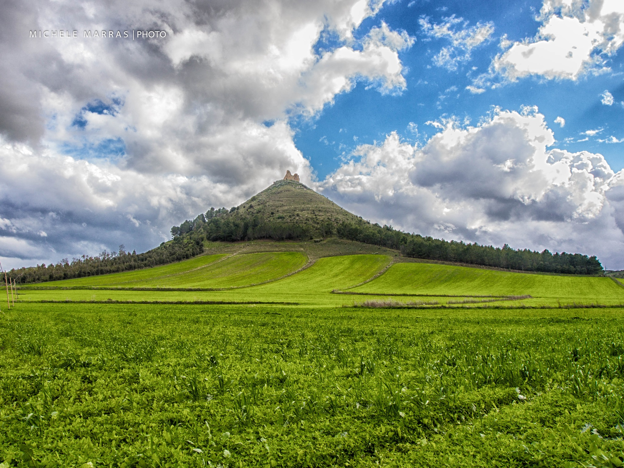 Clouds & colors by Michele Pinna Marras