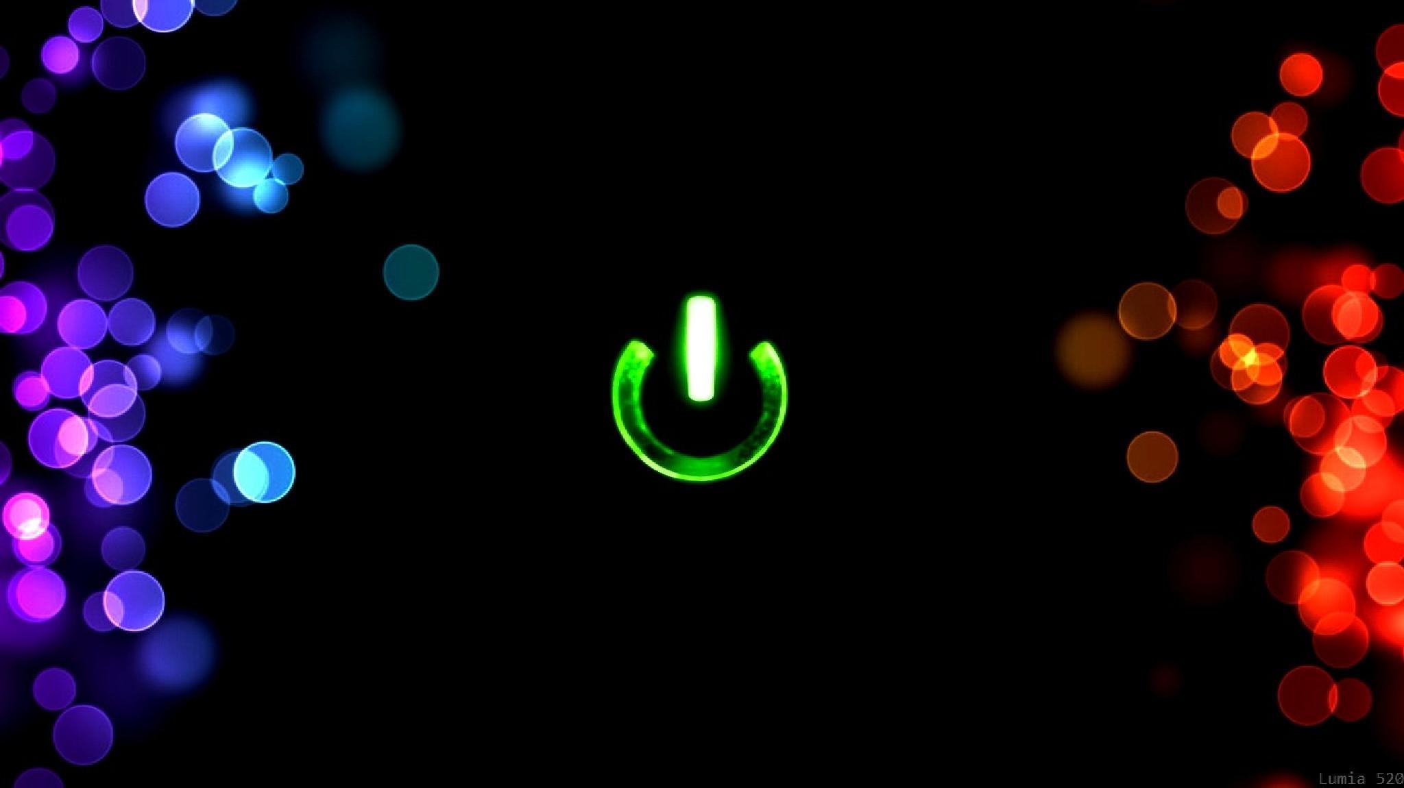 The Power Button by Shahul Rahman