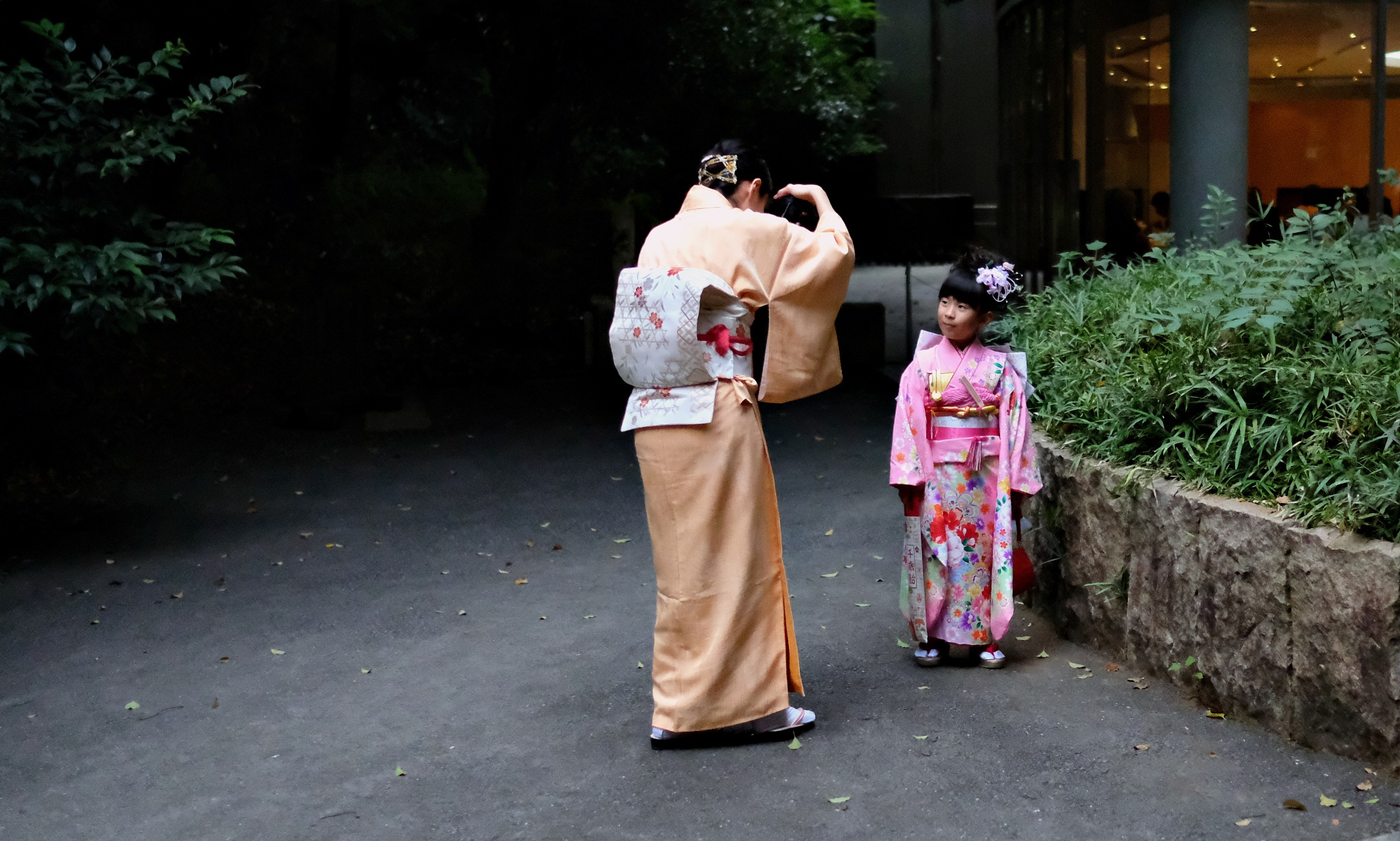 Kimono  by David Lam