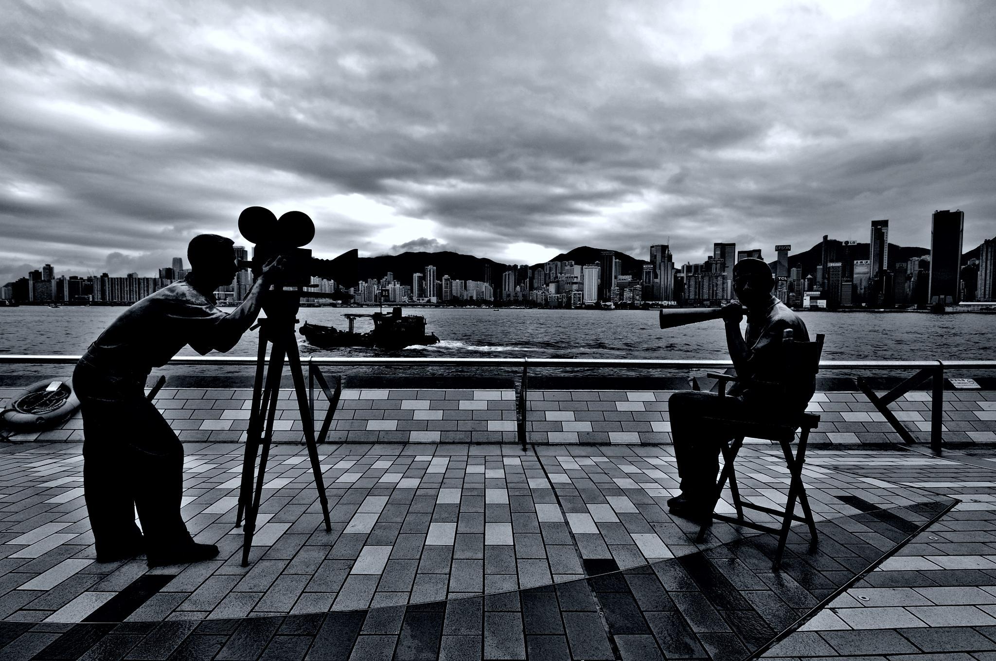 Filming by David Lam