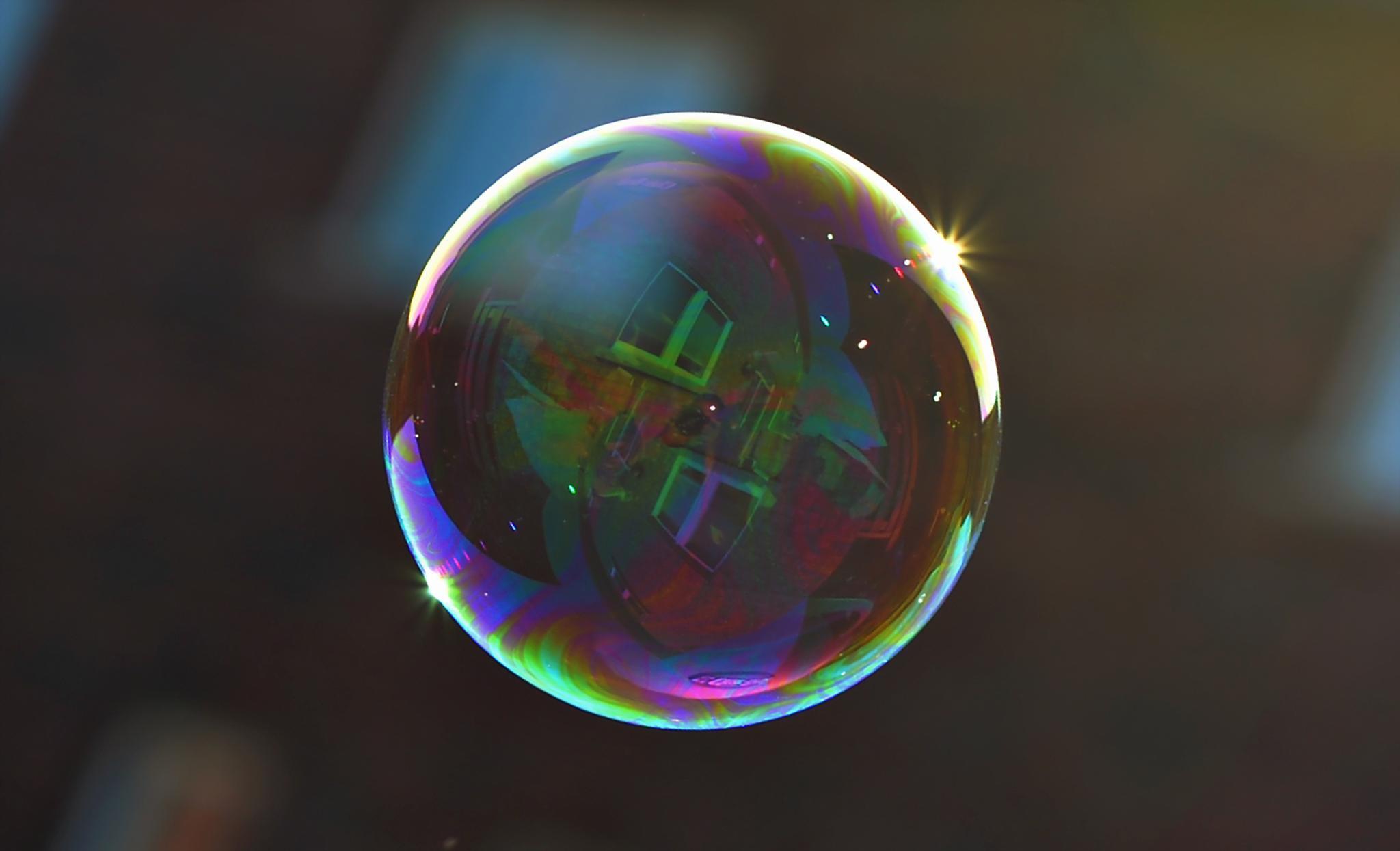 Bubble by David Lam