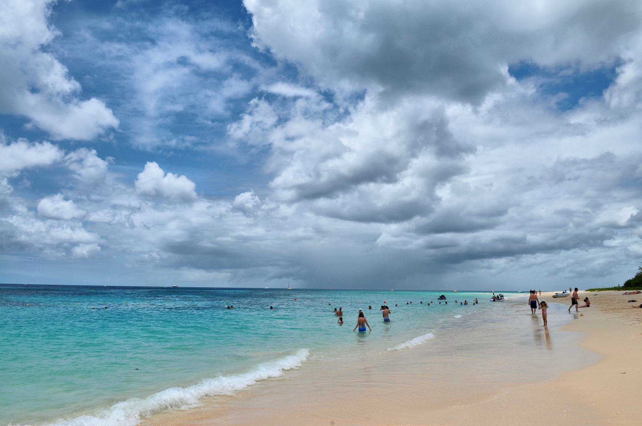 Barbados by DL