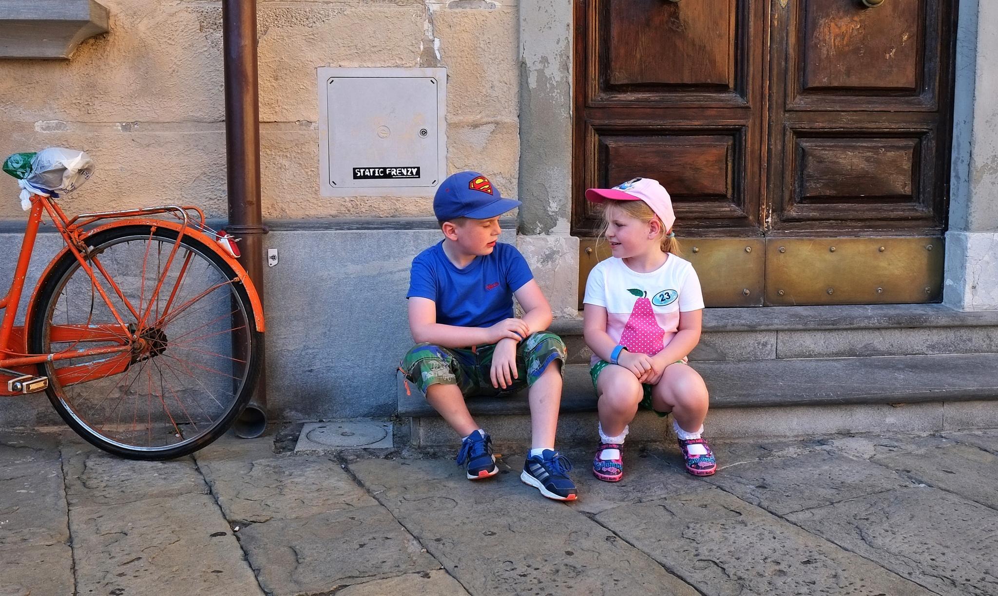 Kiddos by DL