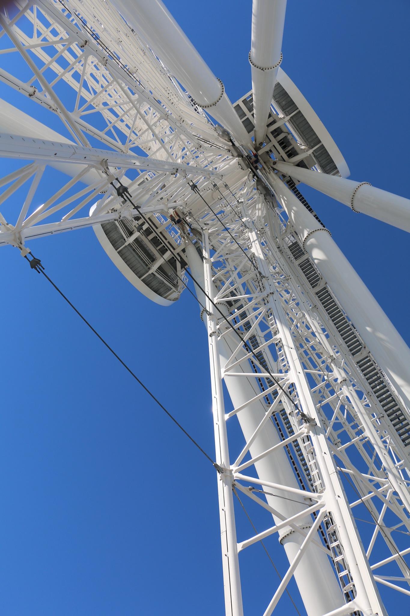 Centennial Wheel by Jon Radtke