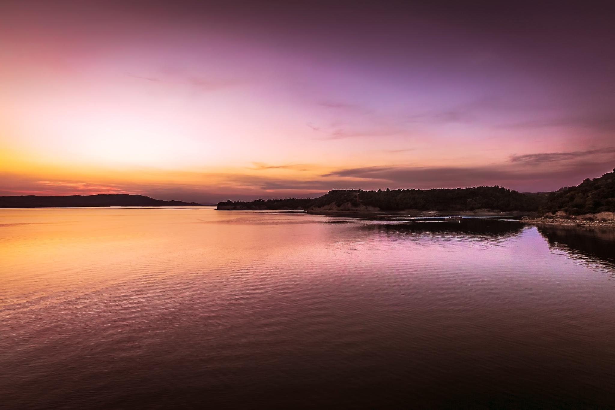 Seyhan Lake 4 by Bulent Cerci