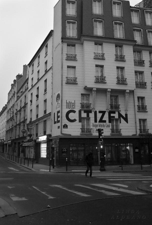 Citizen by Linda Aldeano