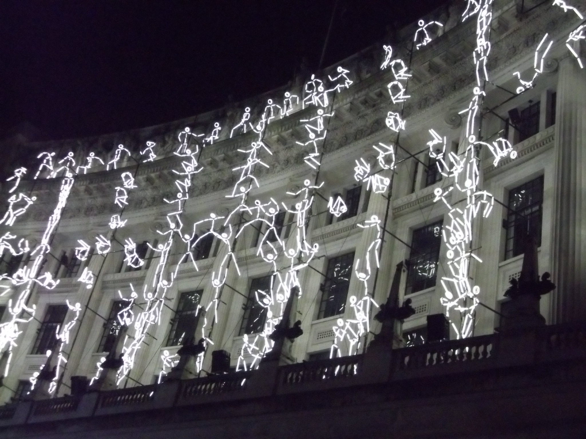 regents street lights to music  by traceybiddlecombe3666
