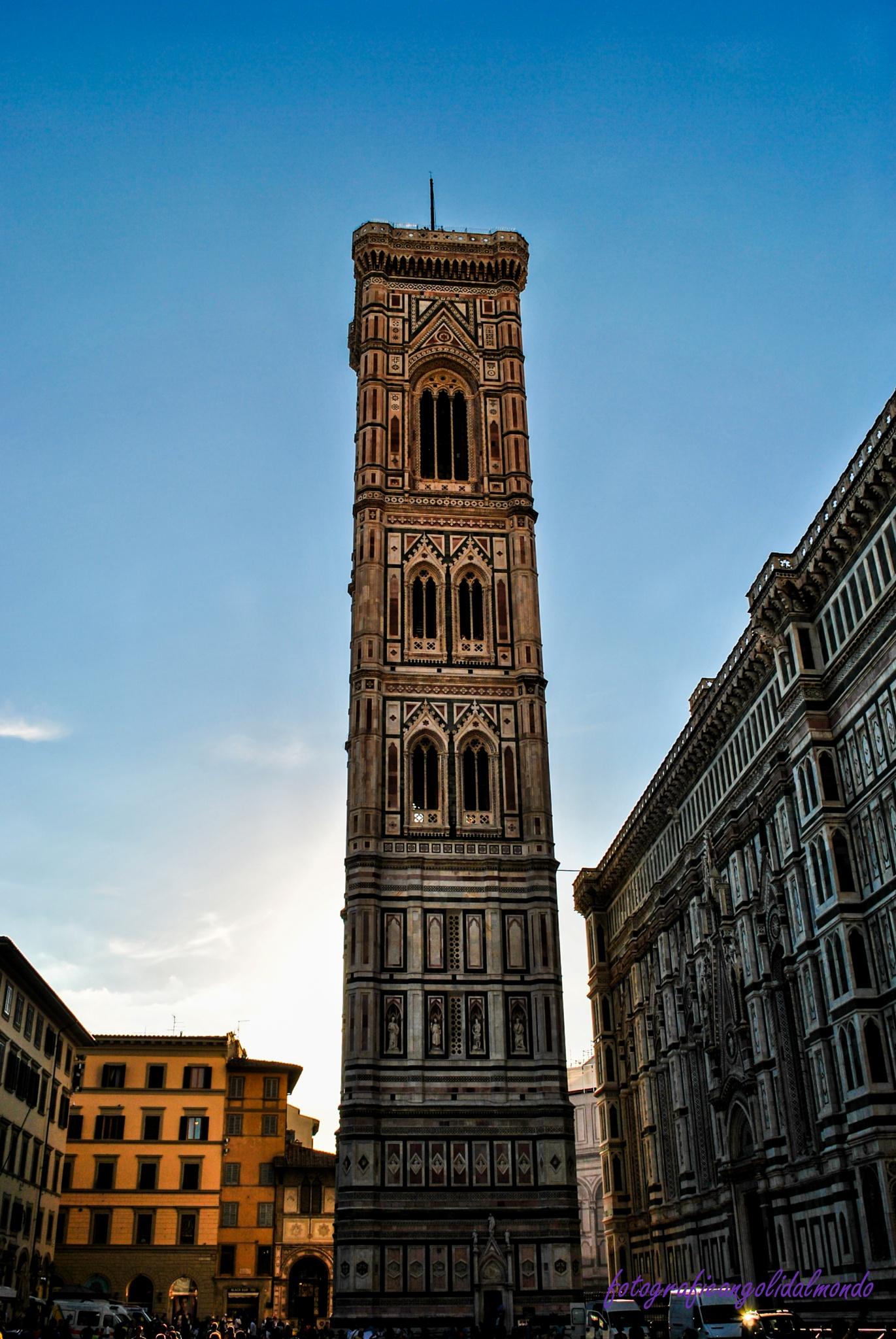 Campanile di Giotto by perpaulo40