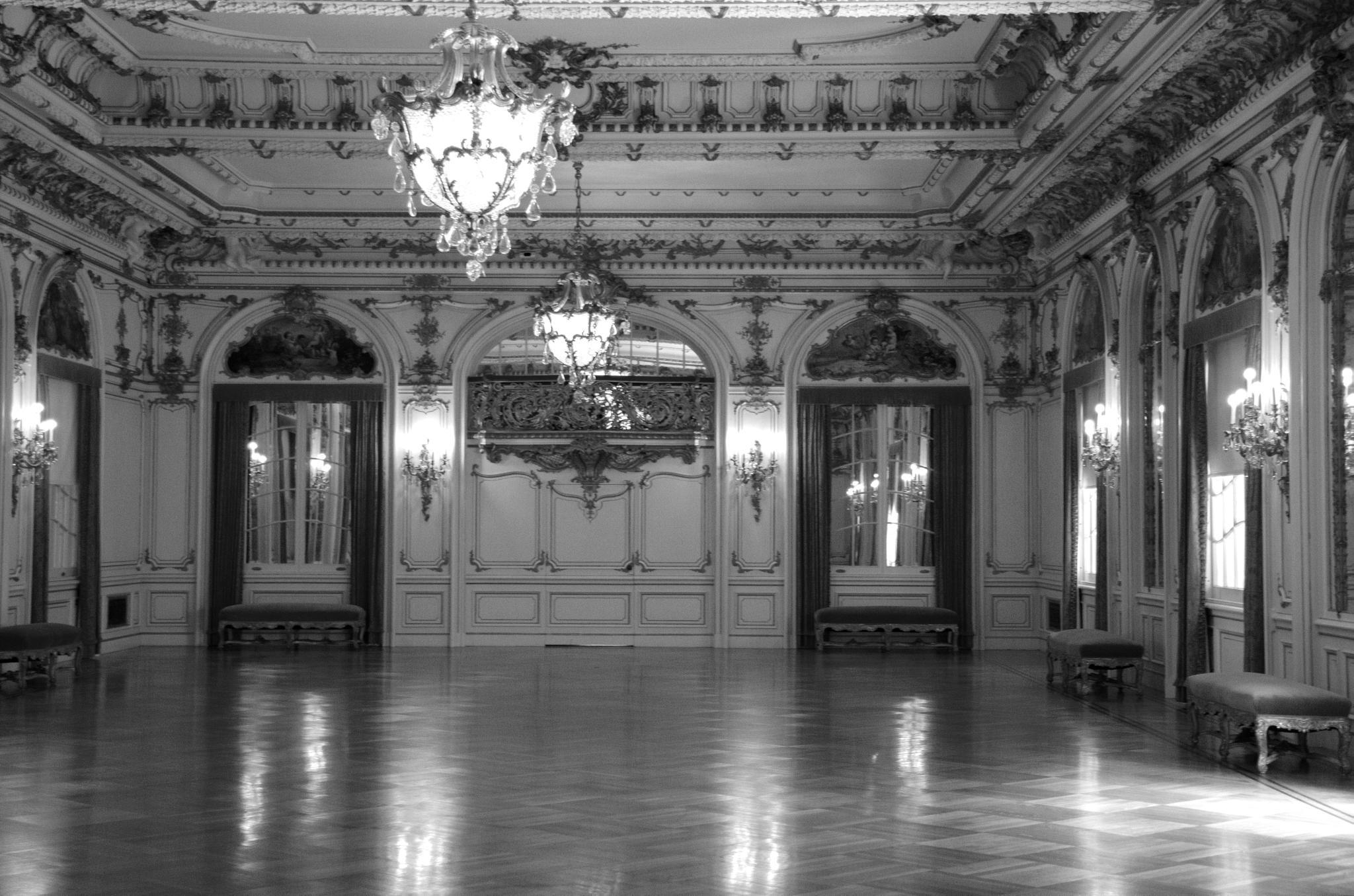 Grand Ballroom by Laurence (Sam) Warriner