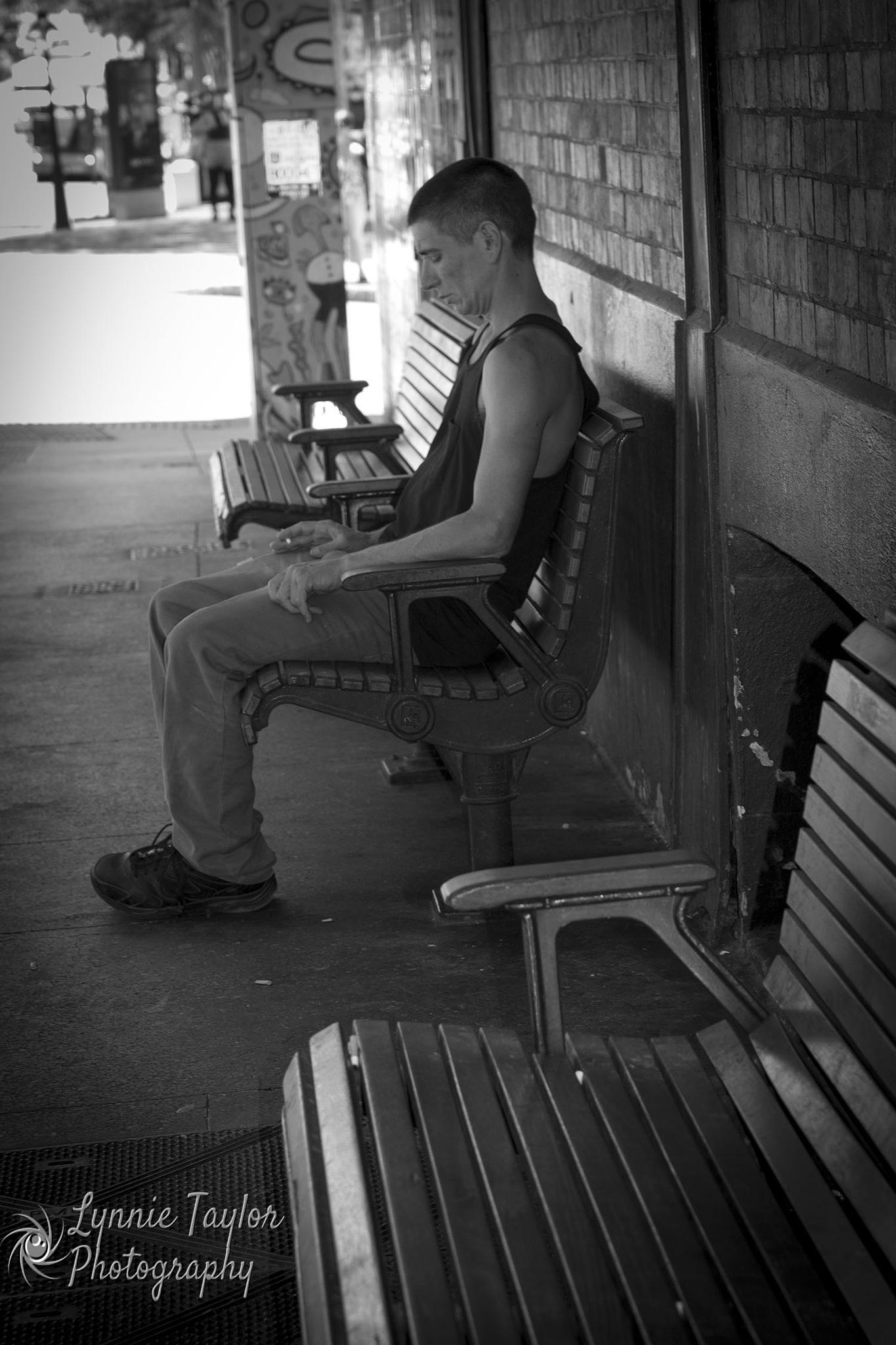 Alone by Lynnie taylor