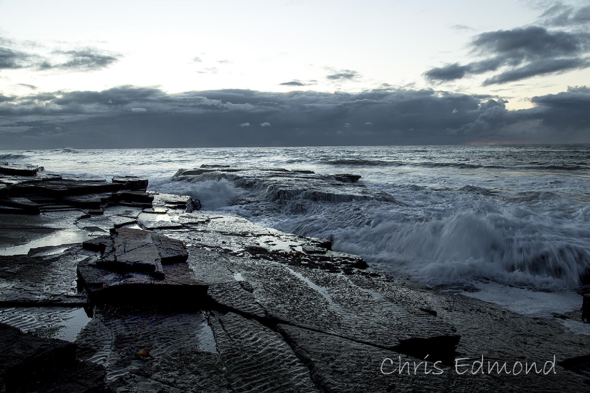 Headlands - Evening by chrisedmondphotography