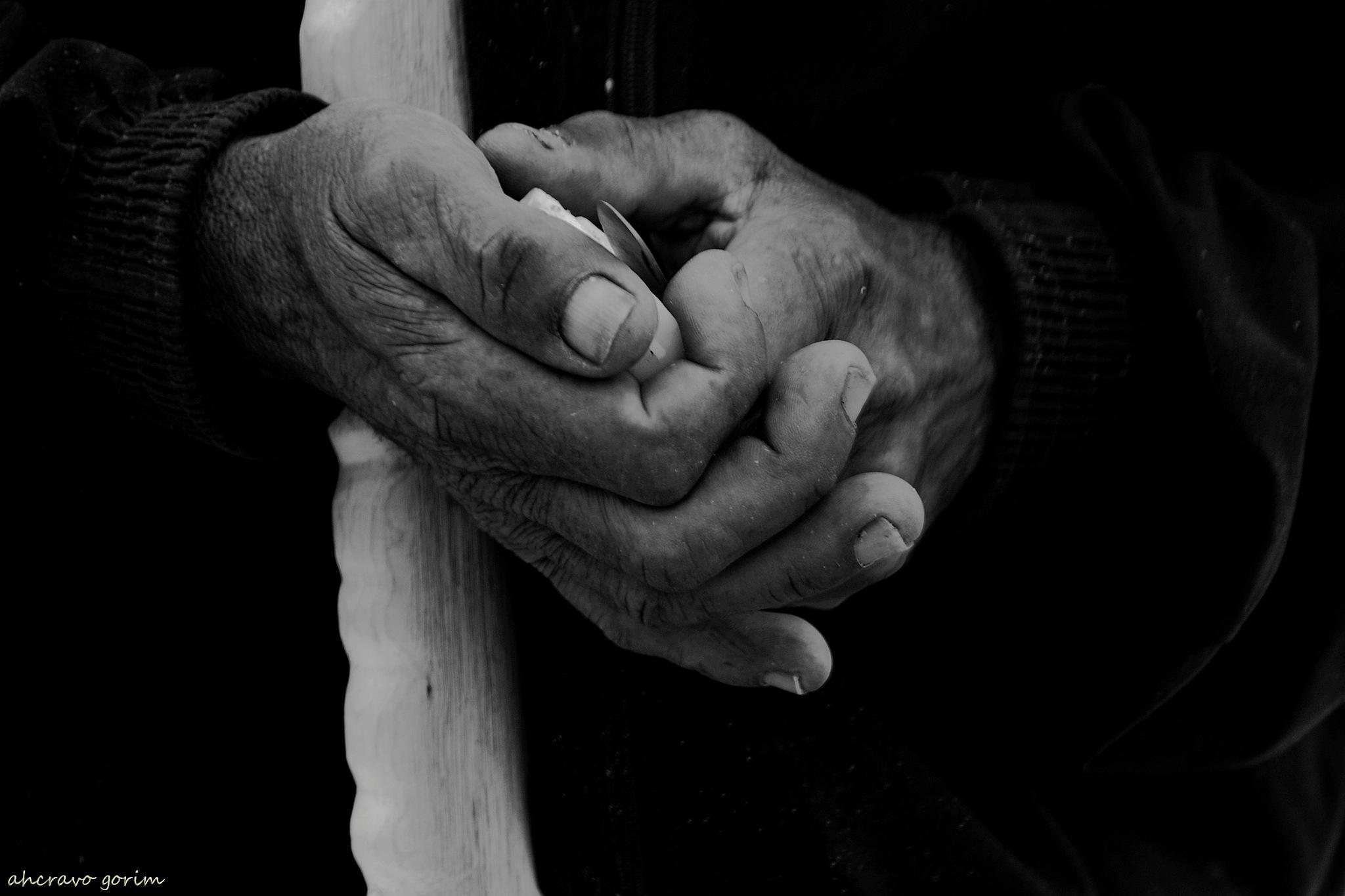 sea hands (12) by ahcravo gorim