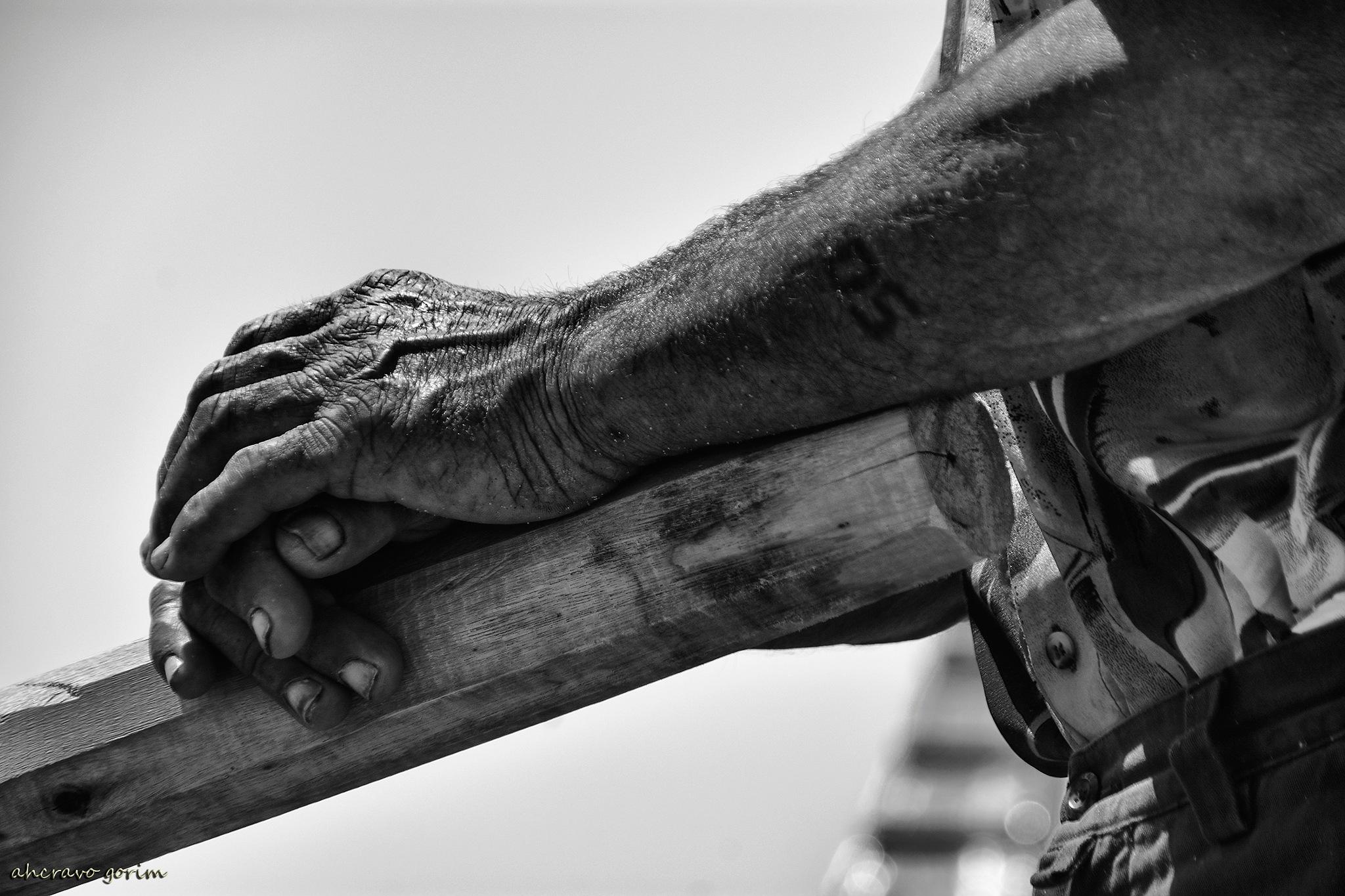 Photo in Journalism #mãos #hands #mar #sea #ahcravo gorim