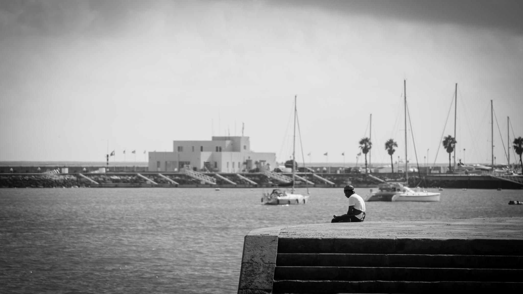 Lonely Man by jonathanr