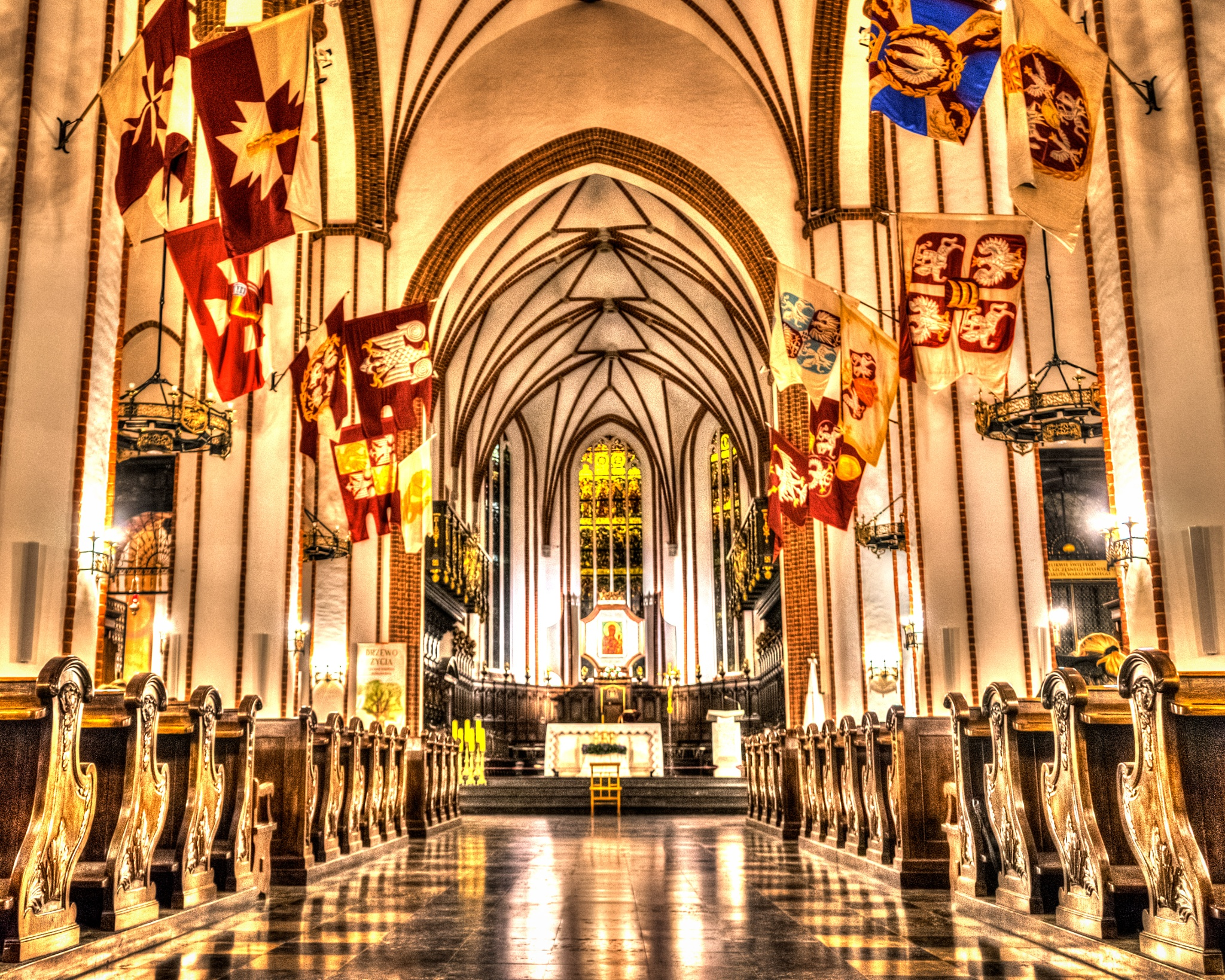 St. John's Archcathedral in Warsaw by jonathanr
