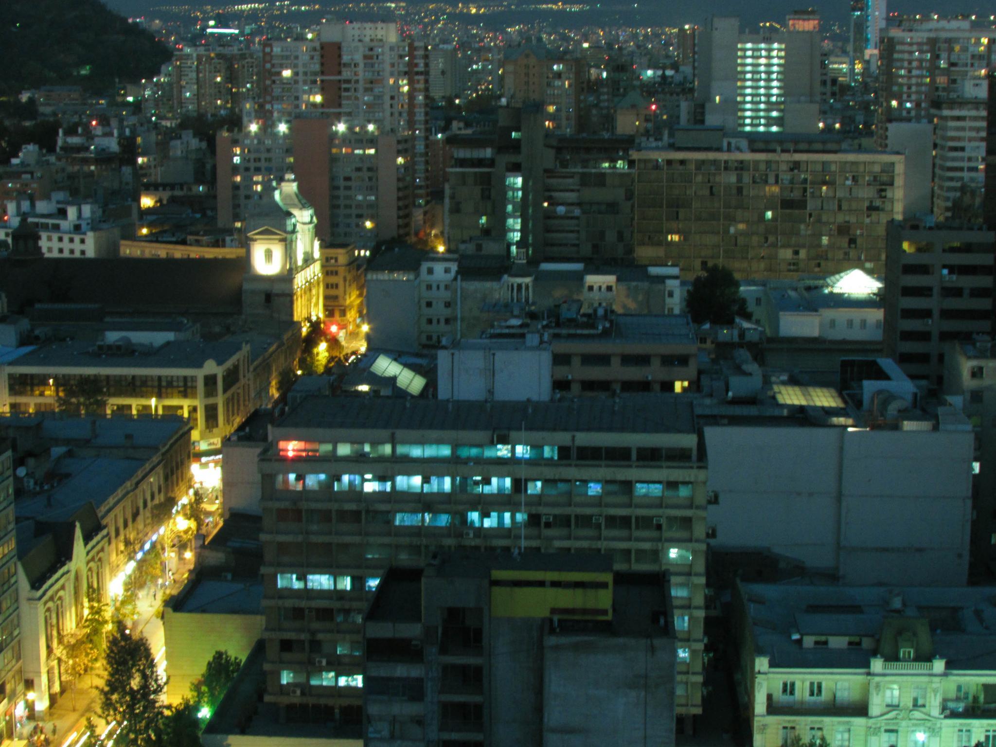 Centro Civico by Claudio Quiroz C.
