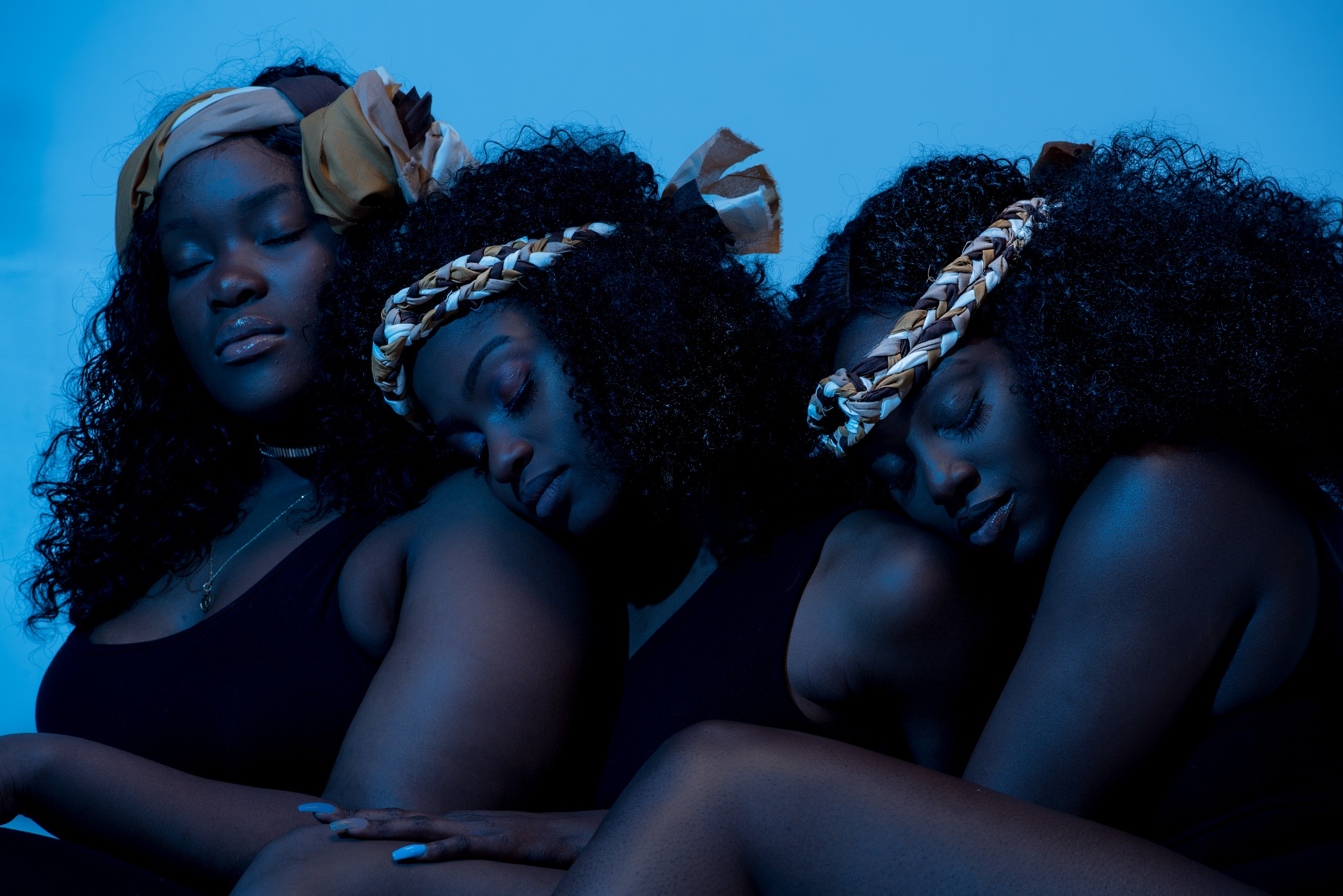 Ladies Of Ebony by CapturedByElijah