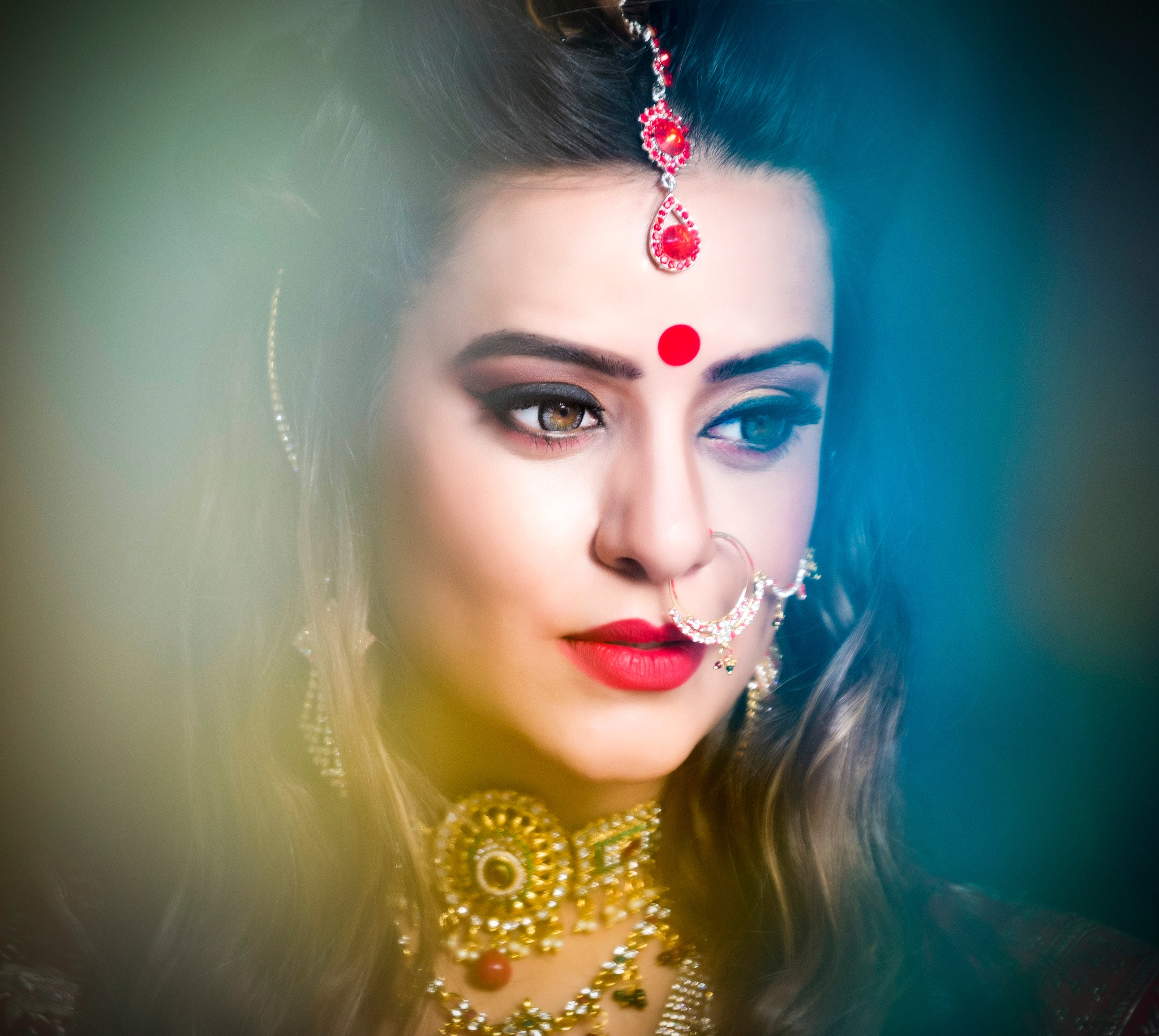 RUMA - The Bride by Pratap Ghosh