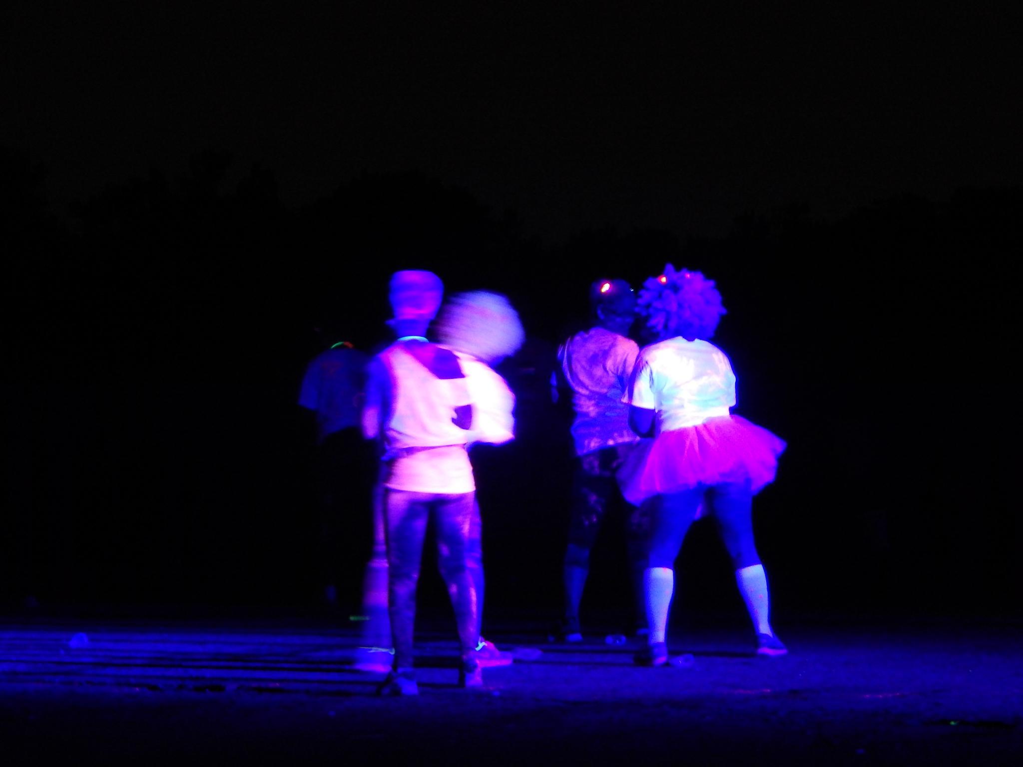 Blacklight run by mythree03