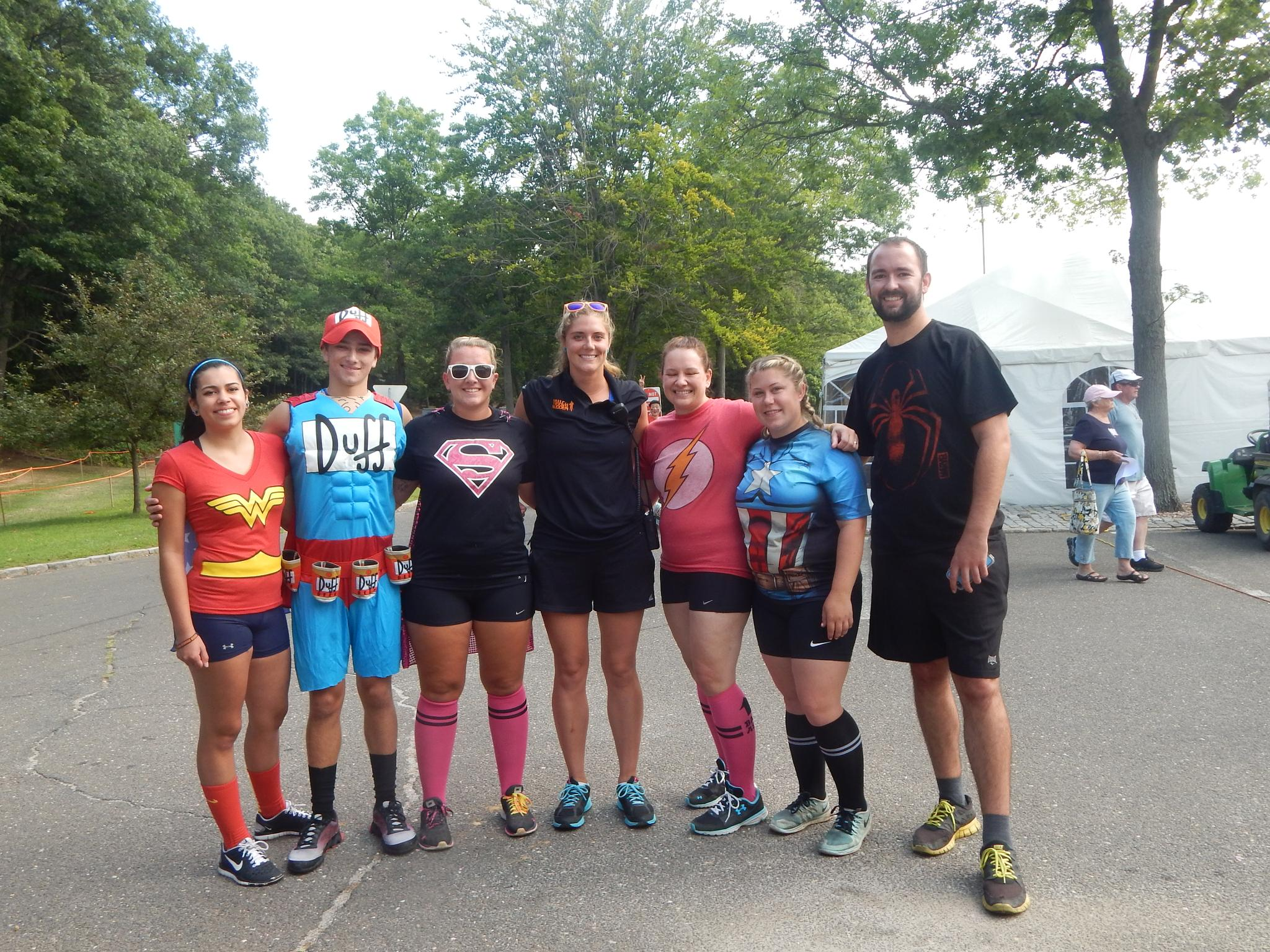 Our Mudder People by mythree03