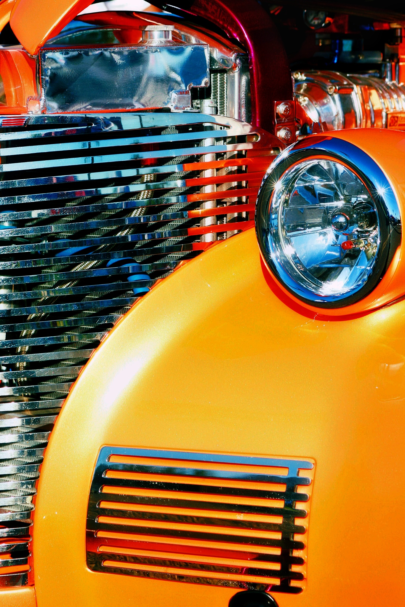 Car Show by Simon Maxx