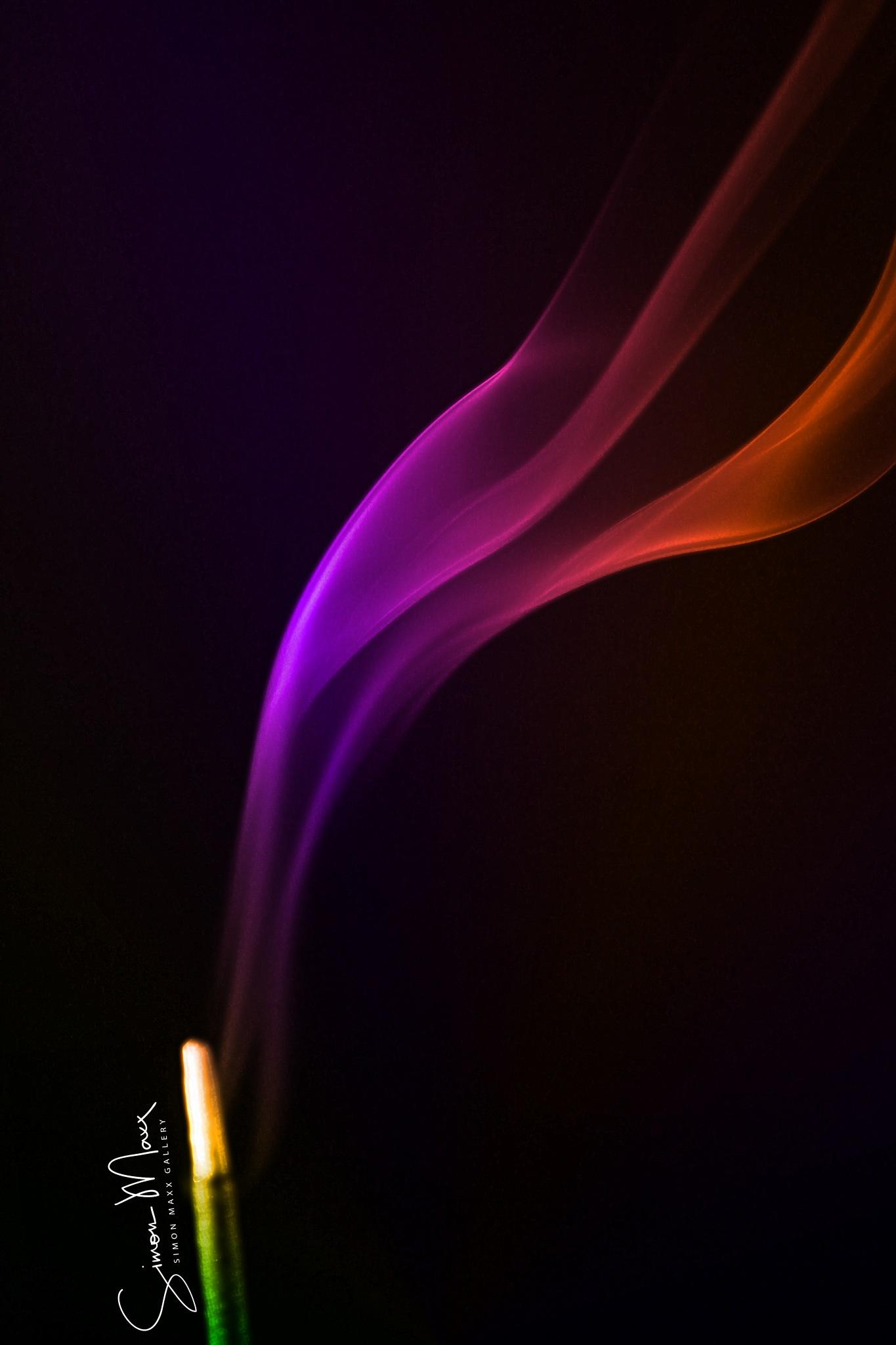 Coming Soon!..NEW Smoke Photography by Simon Maxx