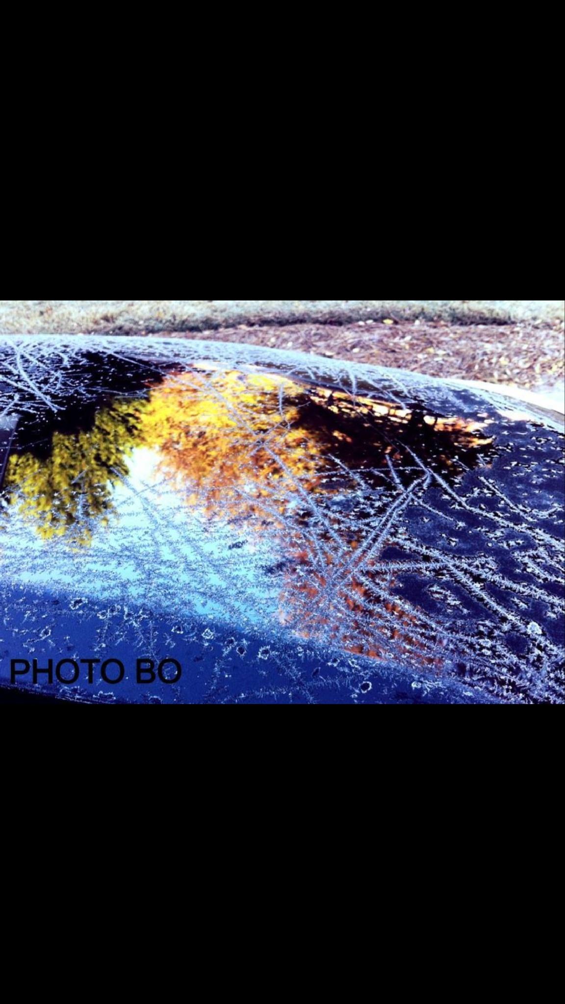 Frost frame by SandeBodande