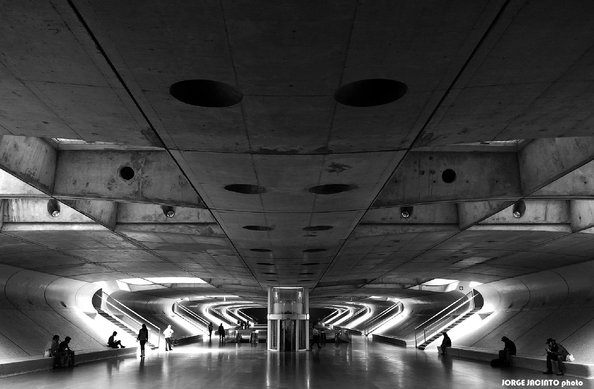 ORIENTE STATION by jorgejacinto14