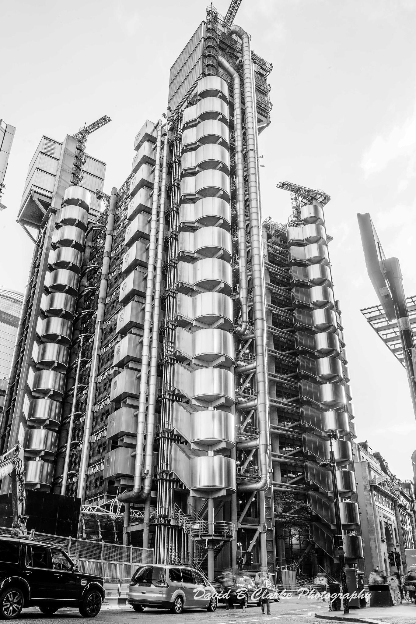 lloyds building by dc_dundalk