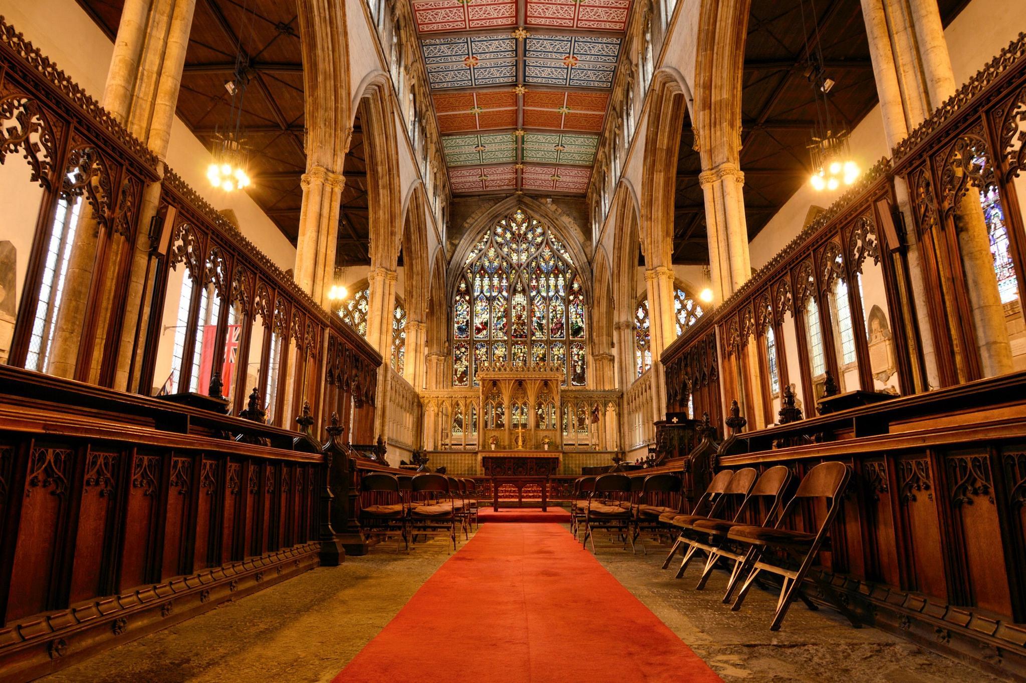 Holy Trinity Church Hull by slcouzens