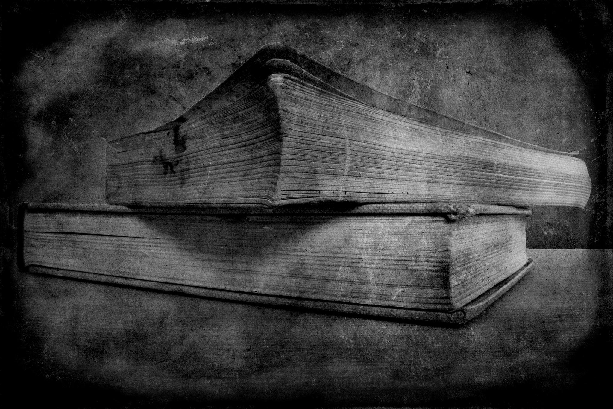 Old Books by slcouzens