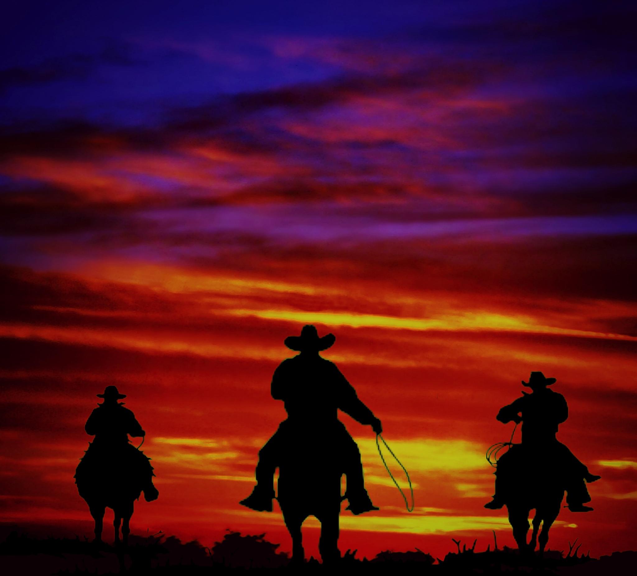 Three Men, Three Ropes by Lione'sLens