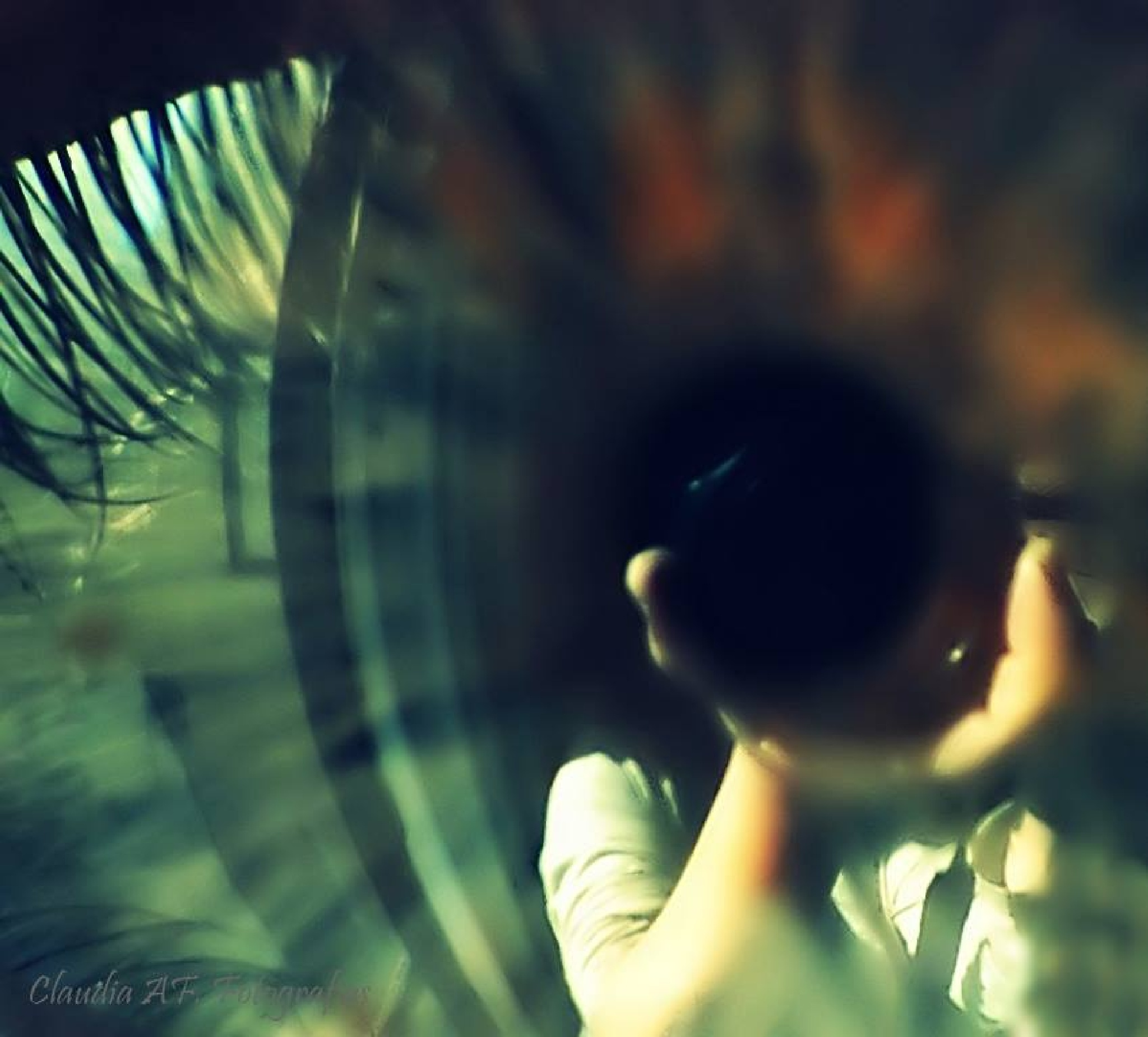 Me in there...  :) by Claudia Fornes
