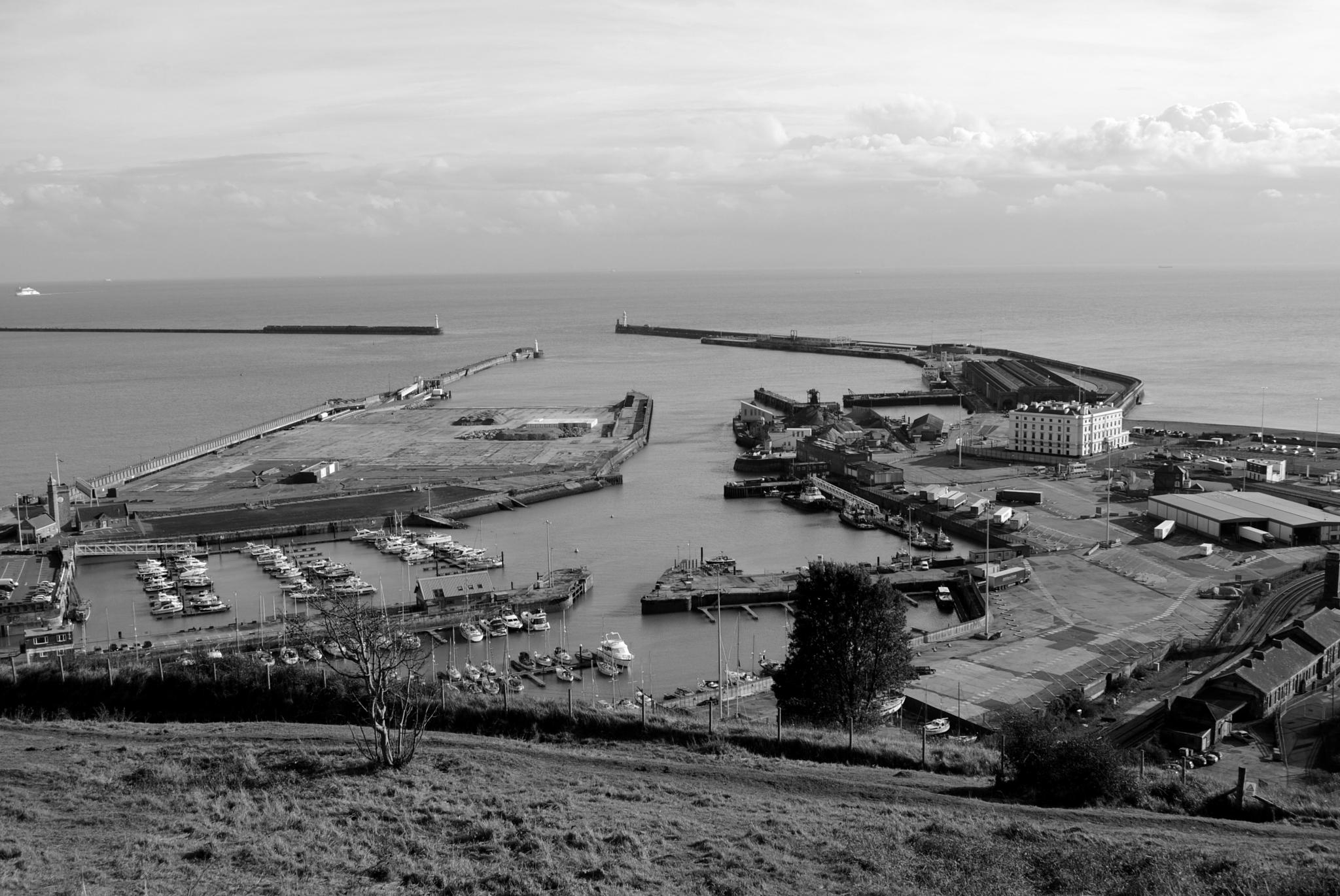harbour view by andysnap69