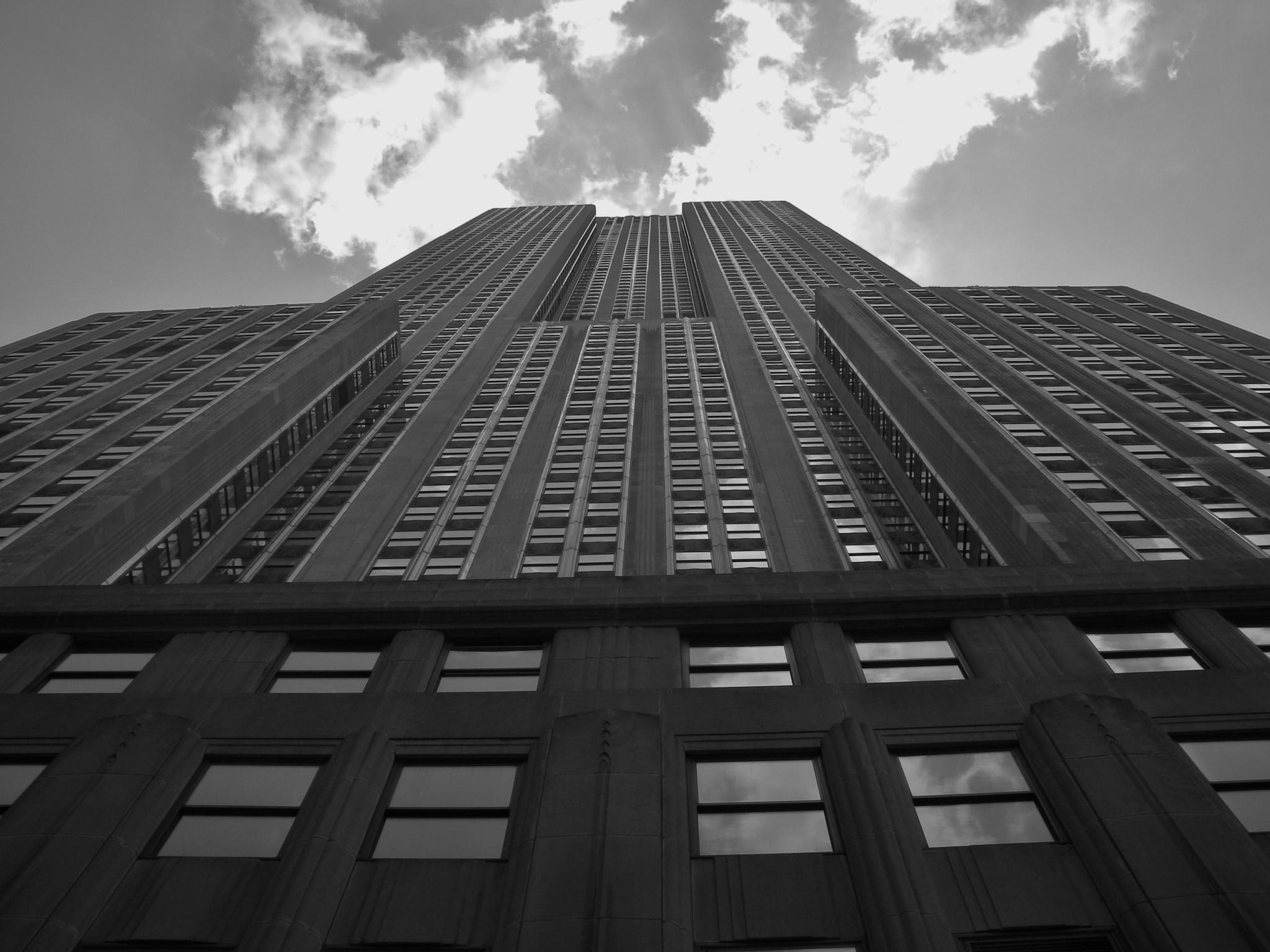 New York by Ola Edestav
