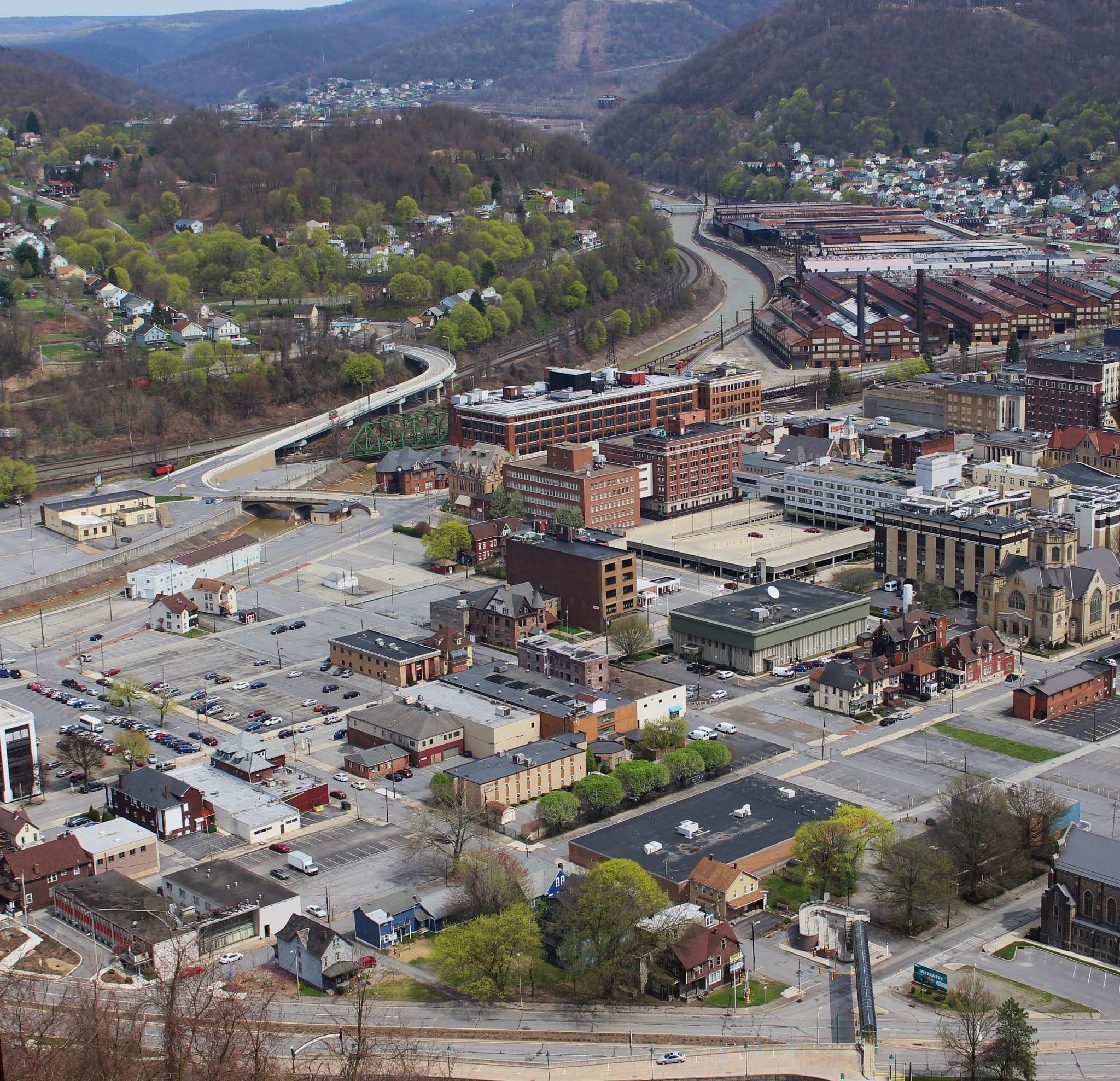 Old Steel City Johnstown,Pa by RichandCheryl