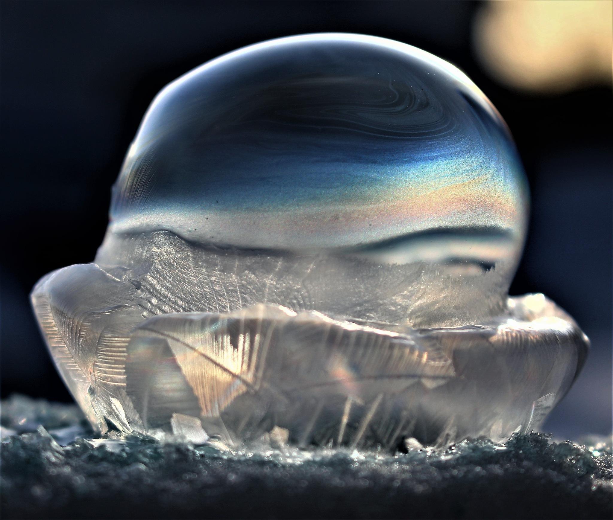 Imploding Bubble by RichandCheryl