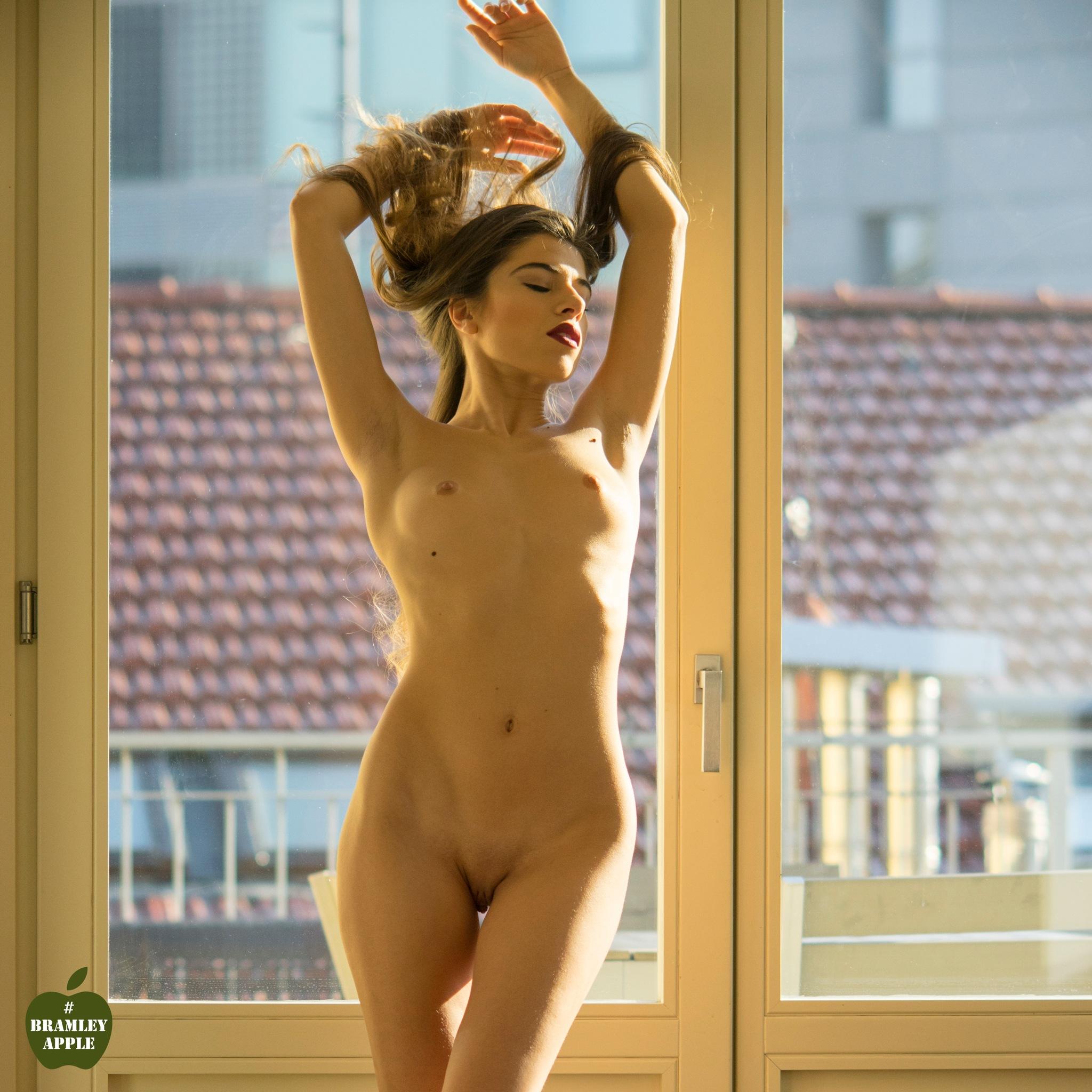 Photo in Nude #bramleyapple