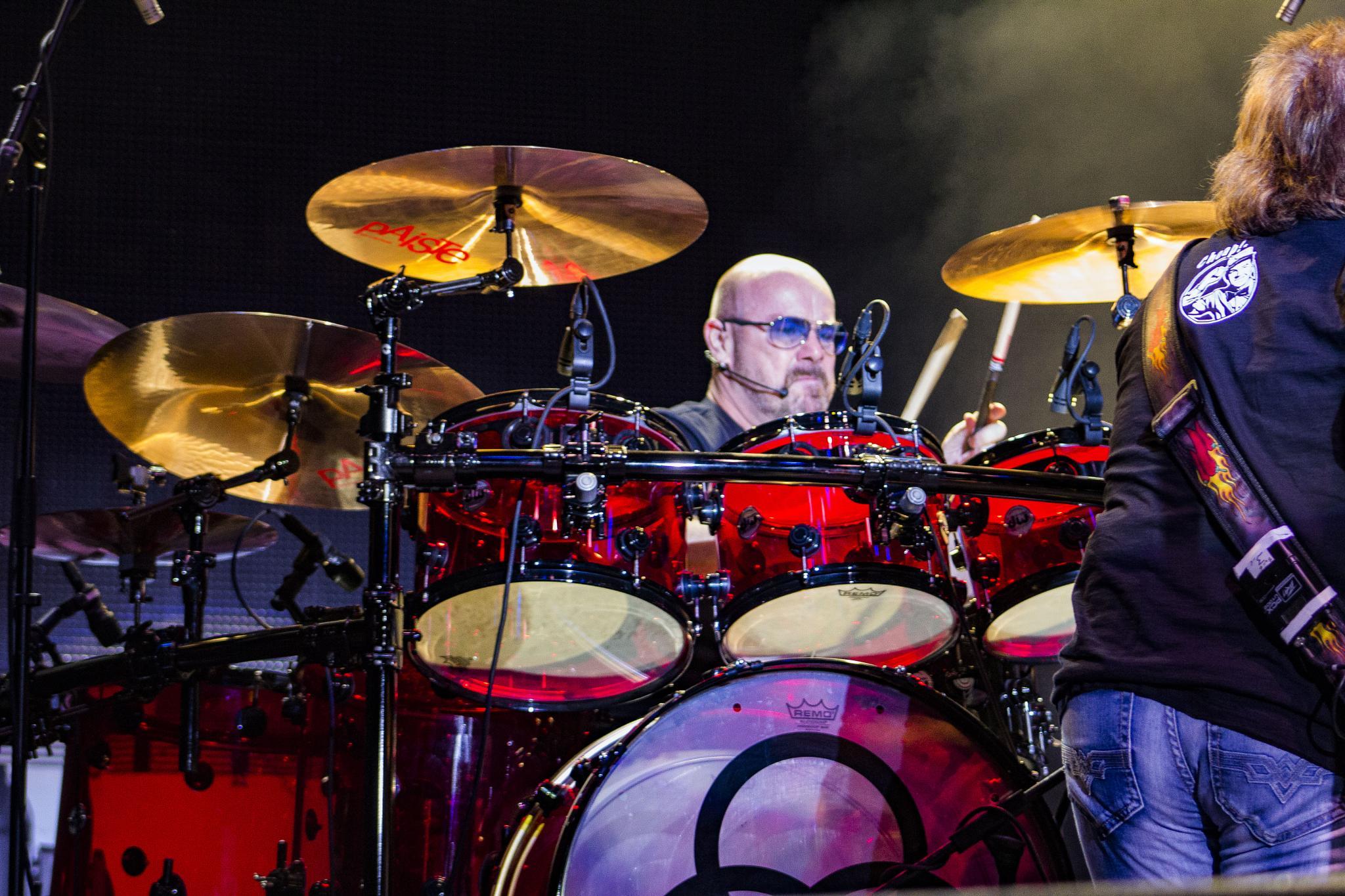 Jason Bonham - Son of the Legendary John Bonham of Led Zeppelin by Cheri Kern Photography