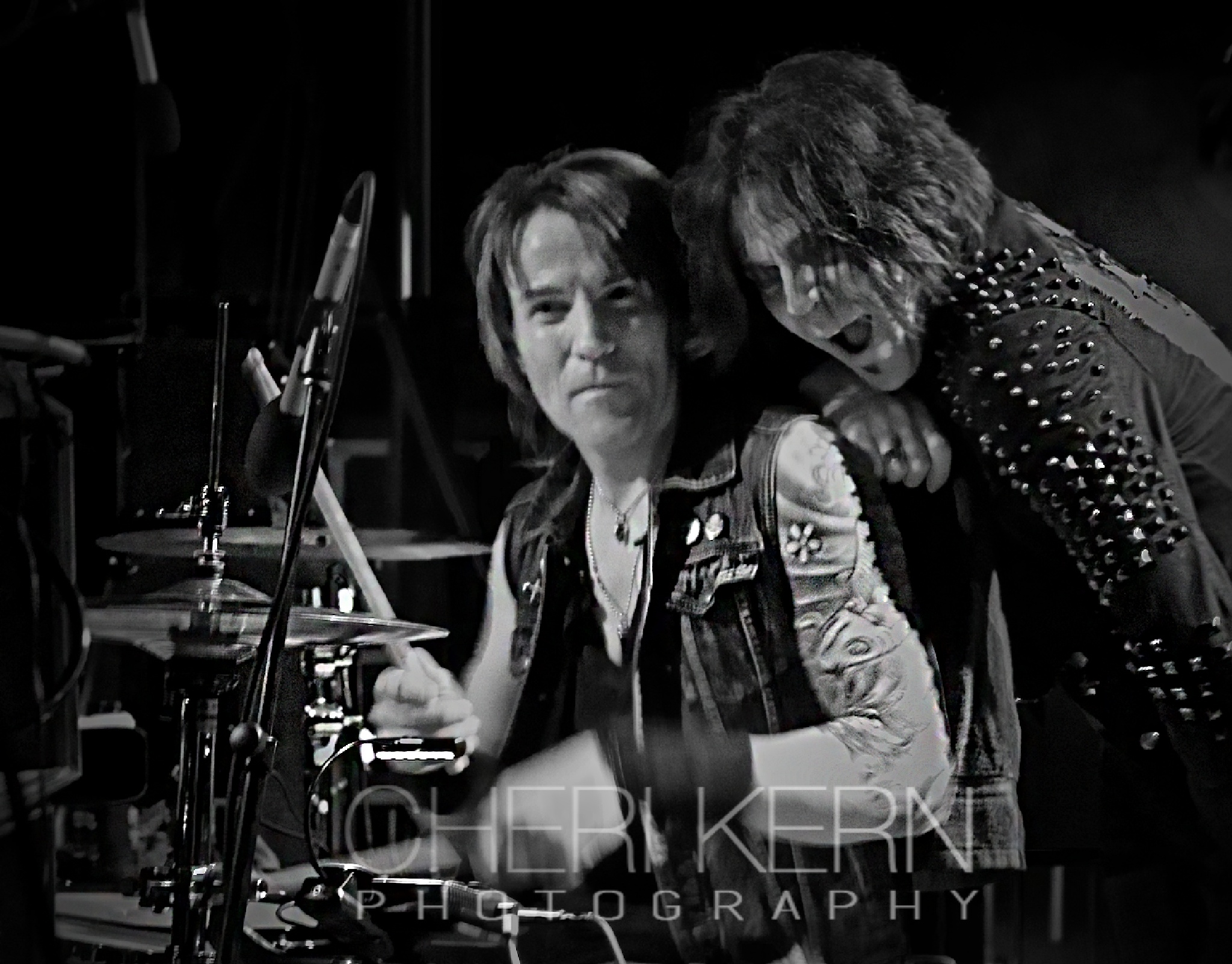 SKID ROW - From the Stage - June 2015 by Cheri Kern Photography