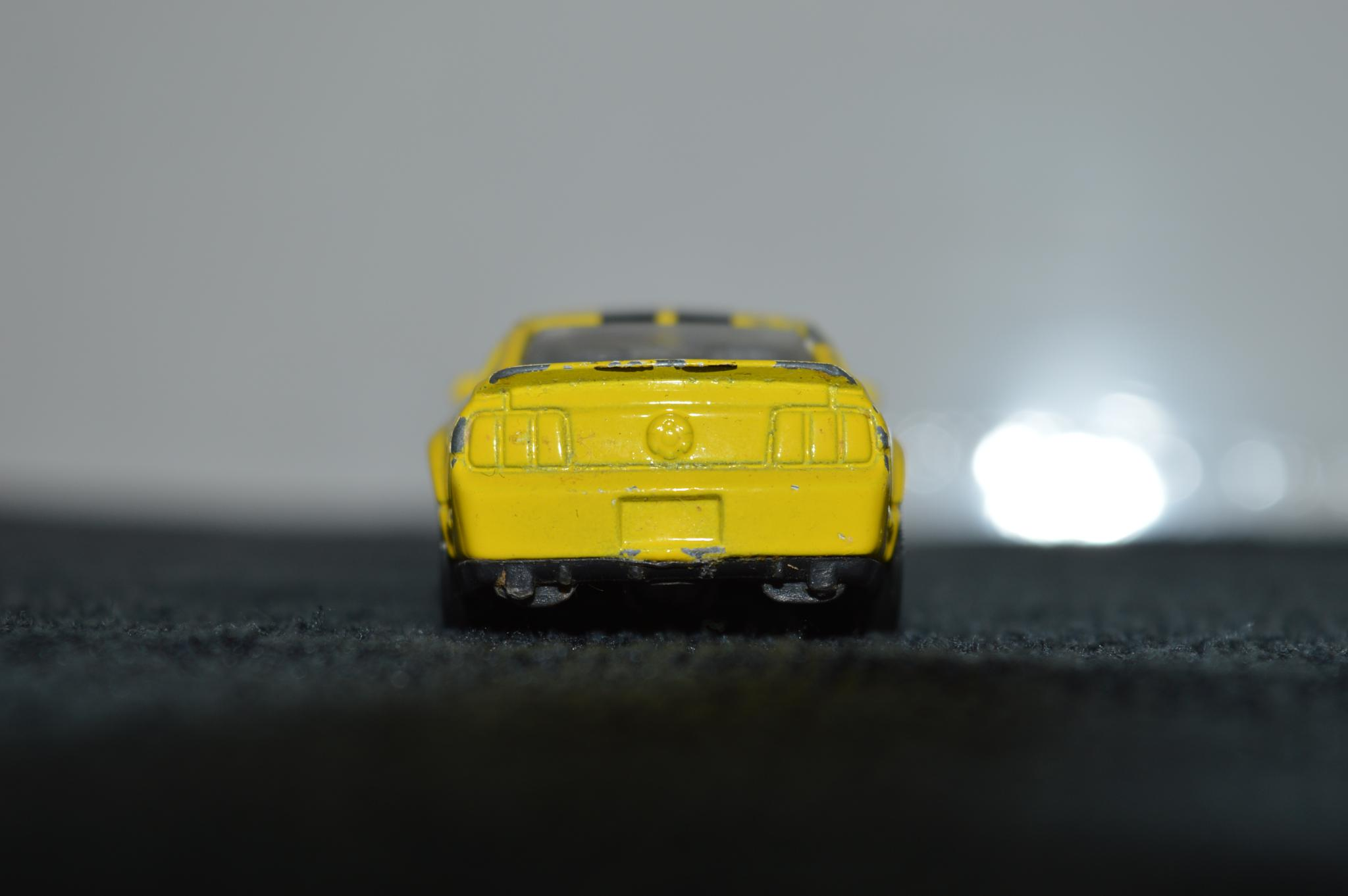 Model Ford Mustang by GeorgeSmith Photography