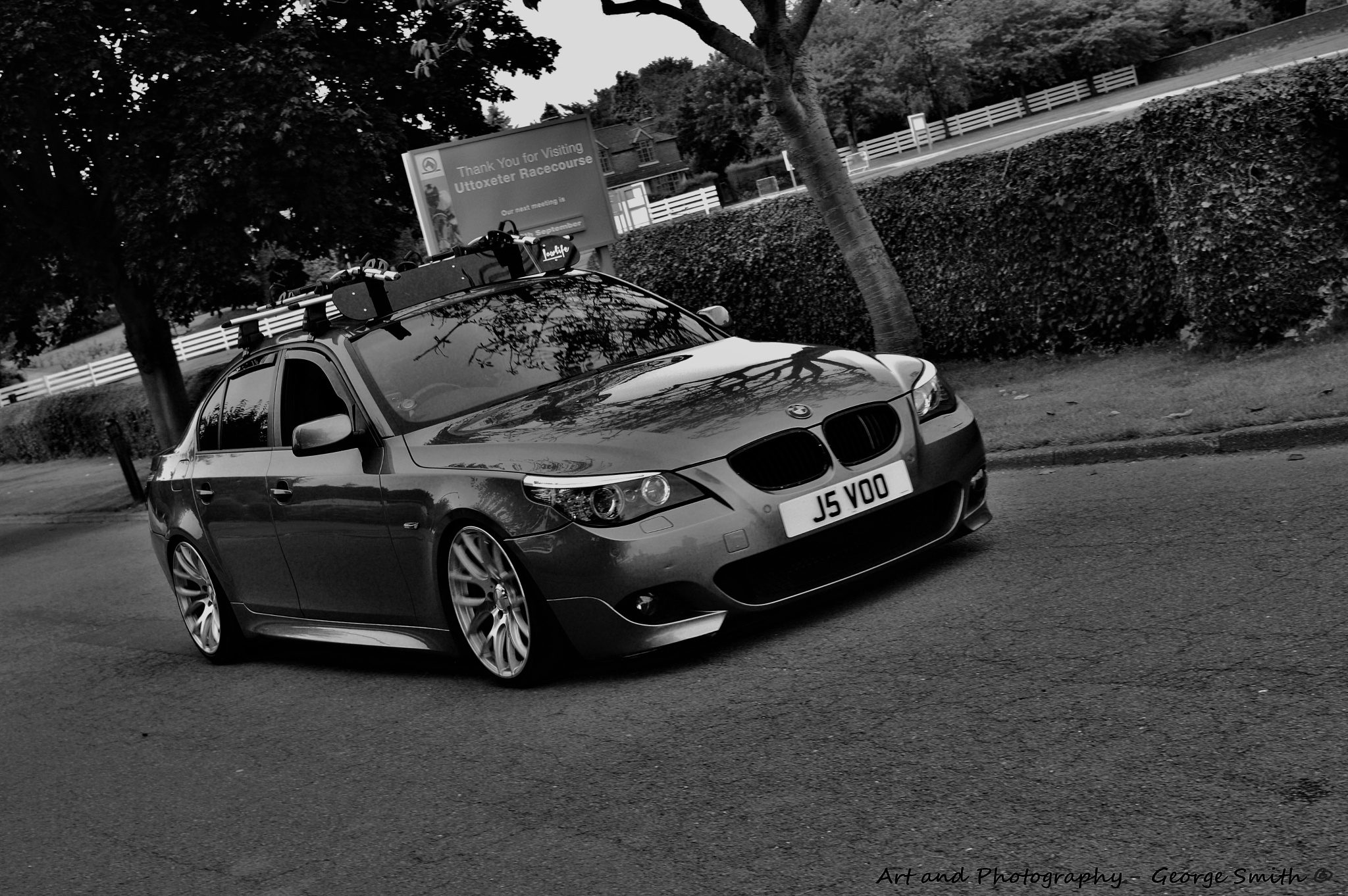BMW 530 by GeorgeSmith Photography
