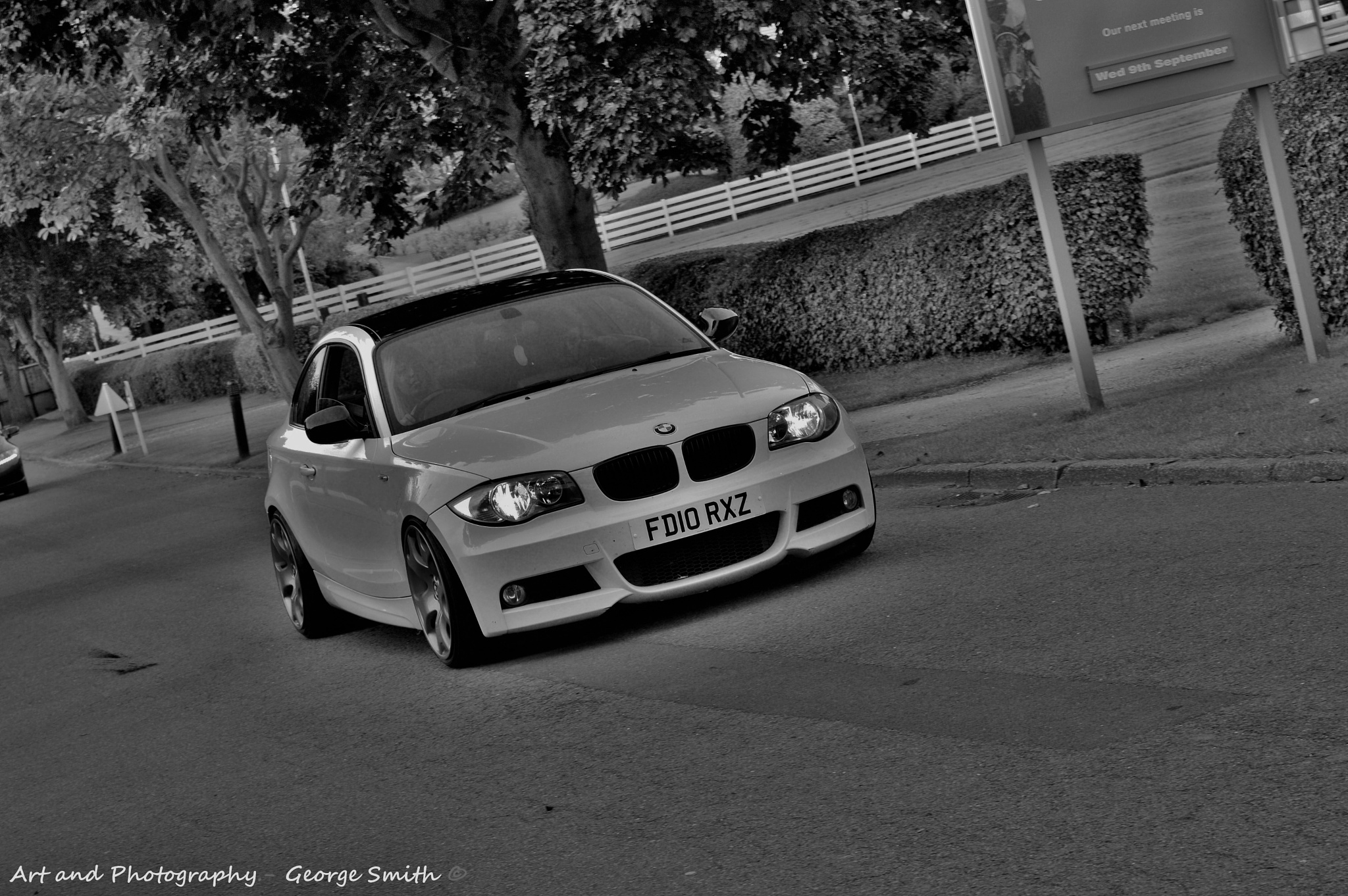 BMW 1 Series Coupe by GeorgeSmith Photography