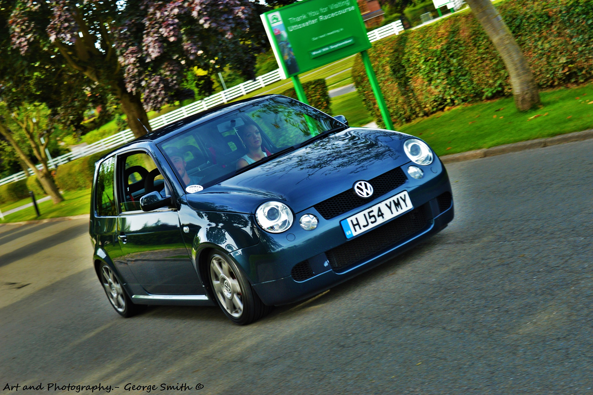 Volkswagen Lupo by GeorgeSmith Photography