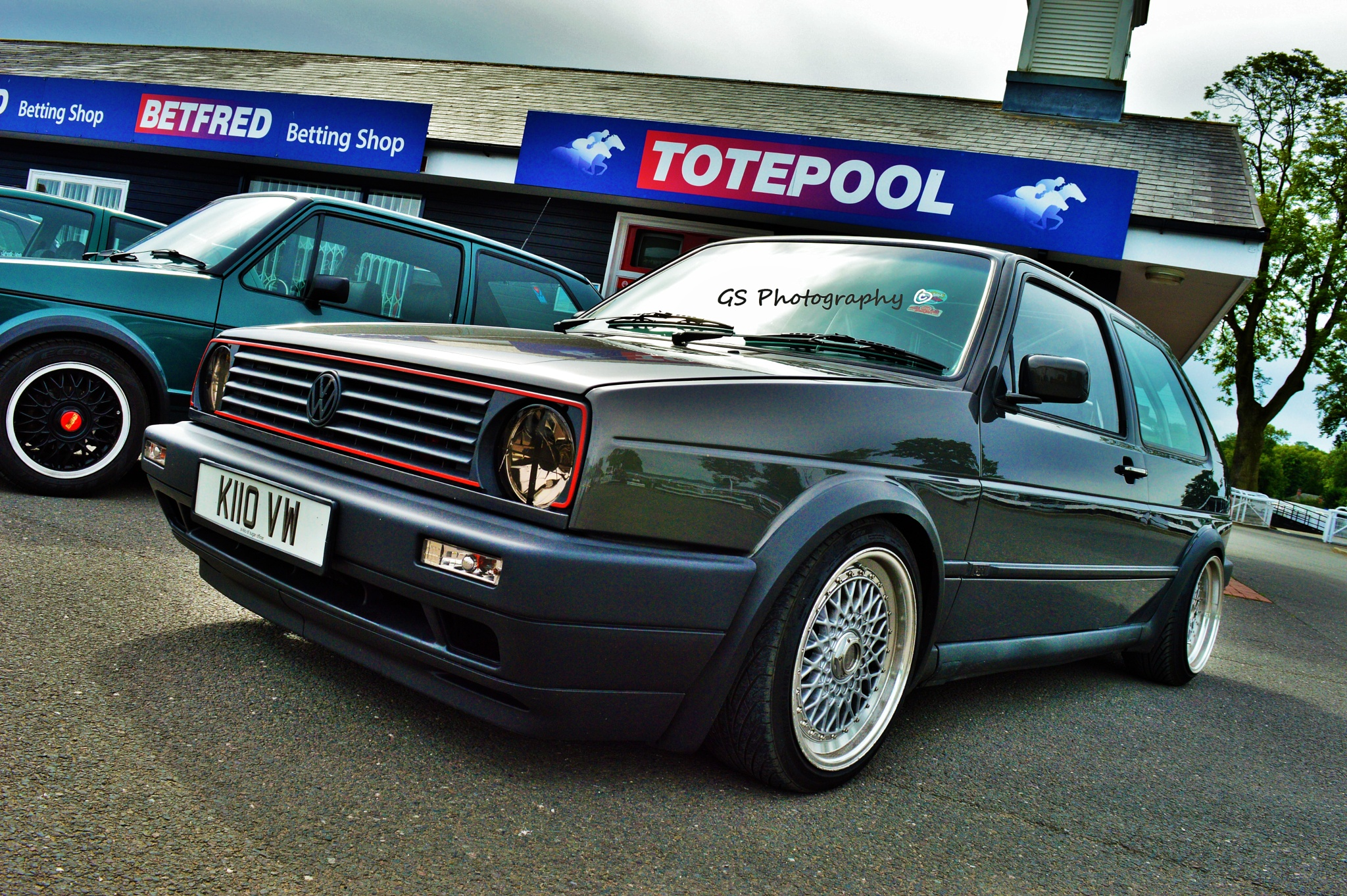 Volkswagen Golf by GeorgeSmith Photography