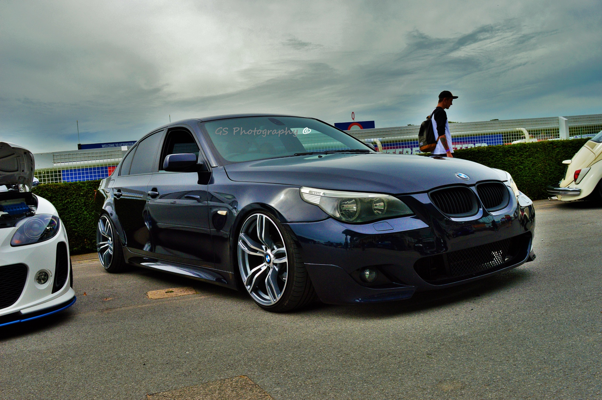 BMW 5 Series by GeorgeSmith Photography