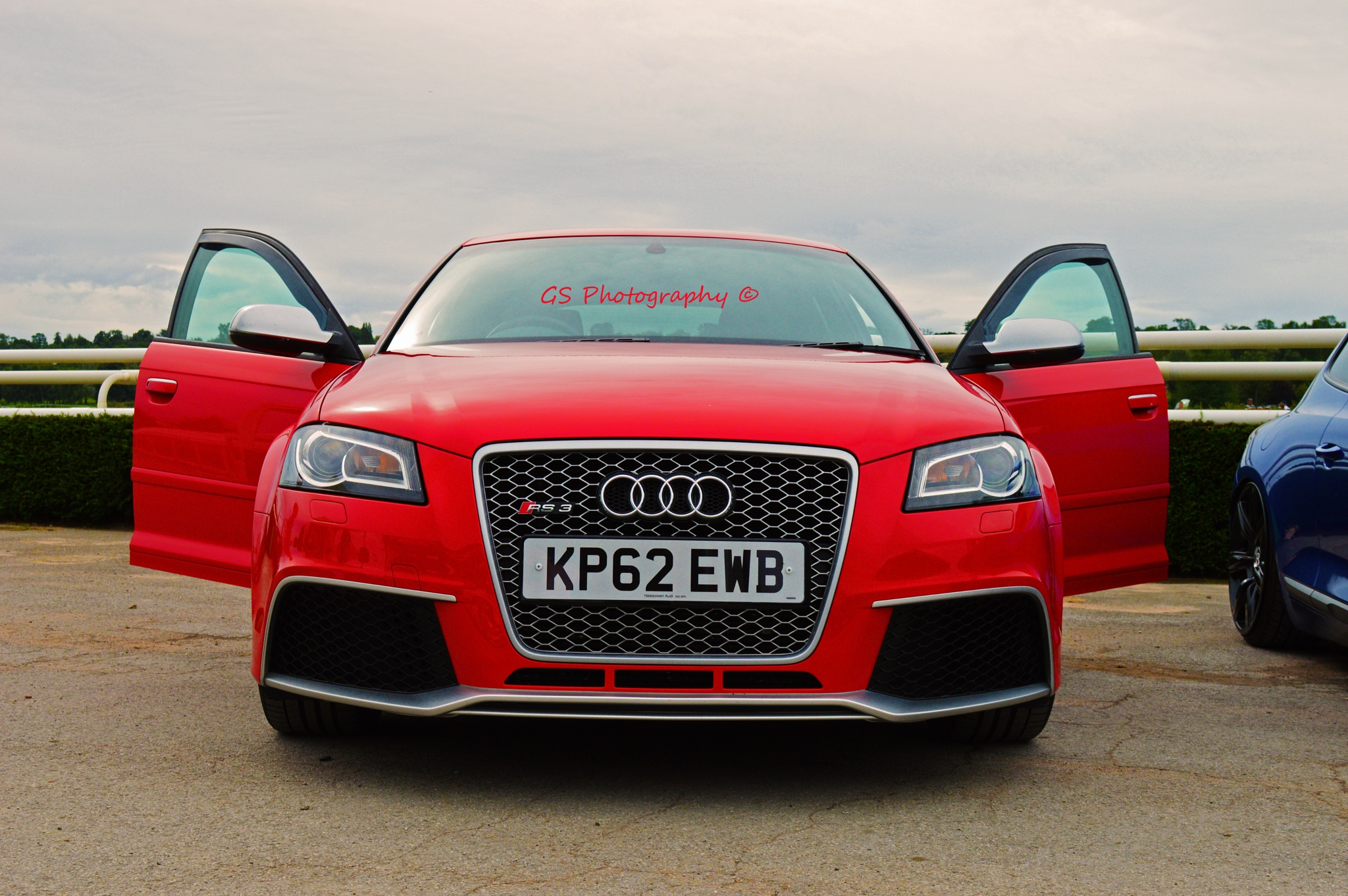 Audi RS3 by GeorgeSmith Photography