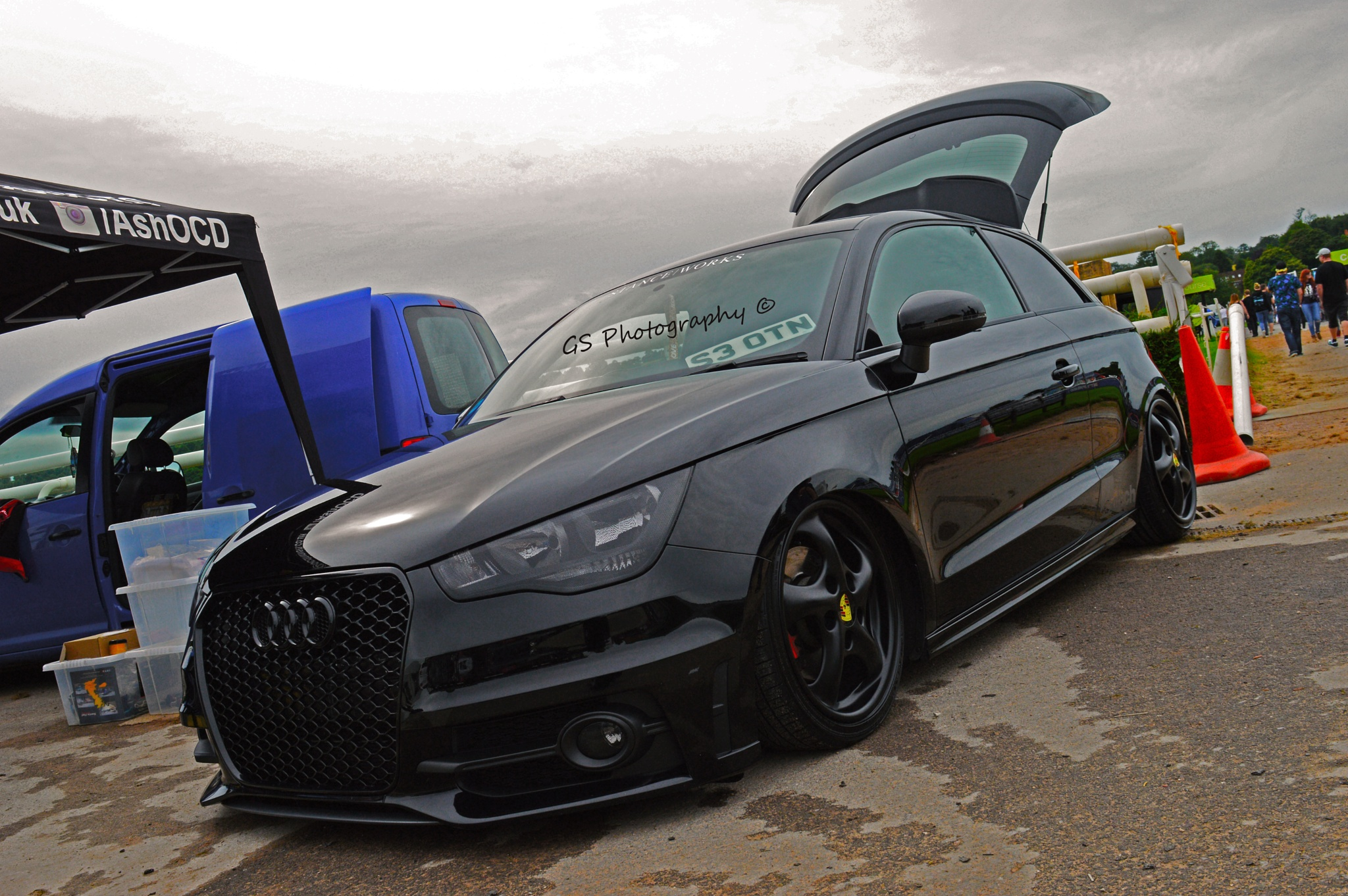 Audi A1 by GeorgeSmith Photography