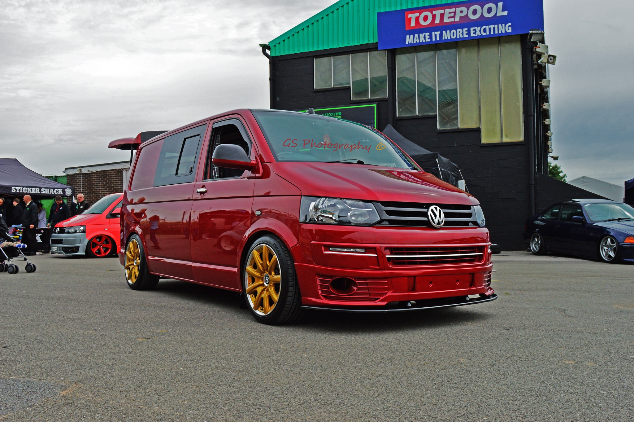 Volkswagen Van by GeorgeSmith Photography