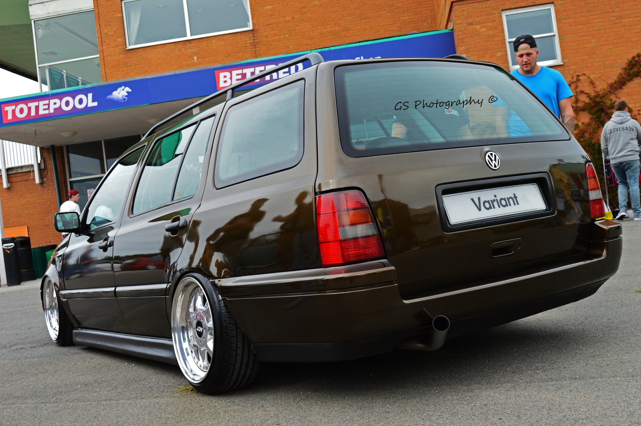 Volkswagen Golf Variant  by GeorgeSmith Photography
